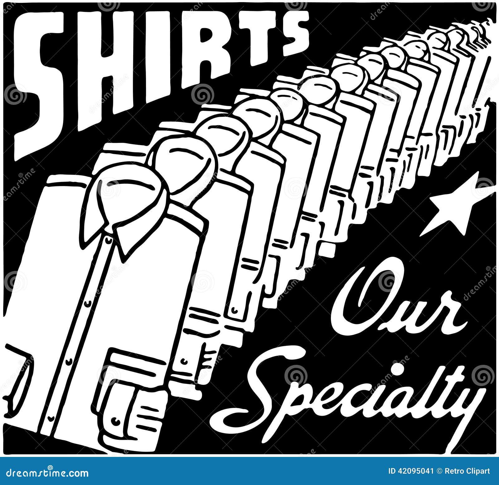Camisas nuestra especialidad