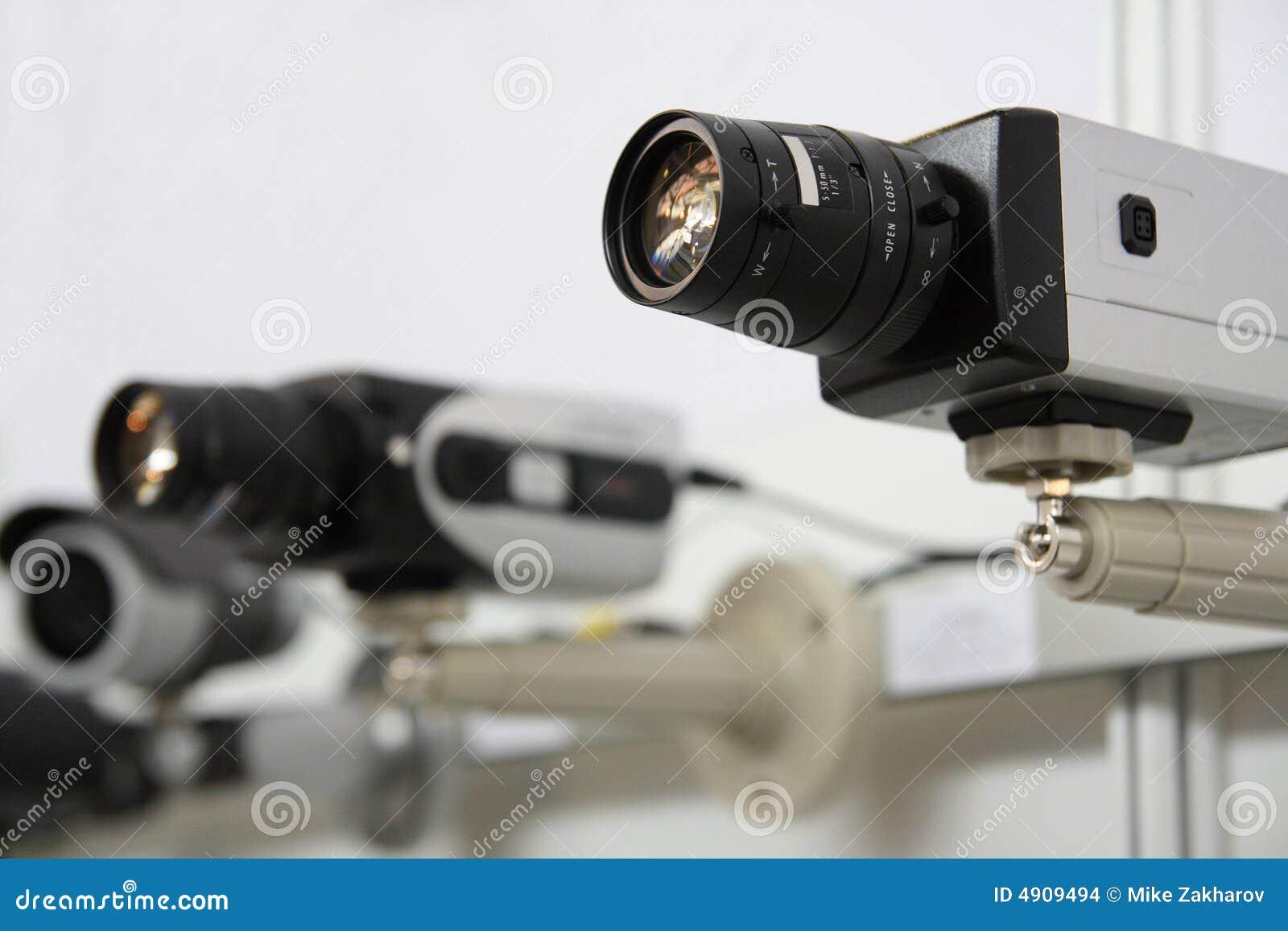 Camme di obbligazione del CCTV.