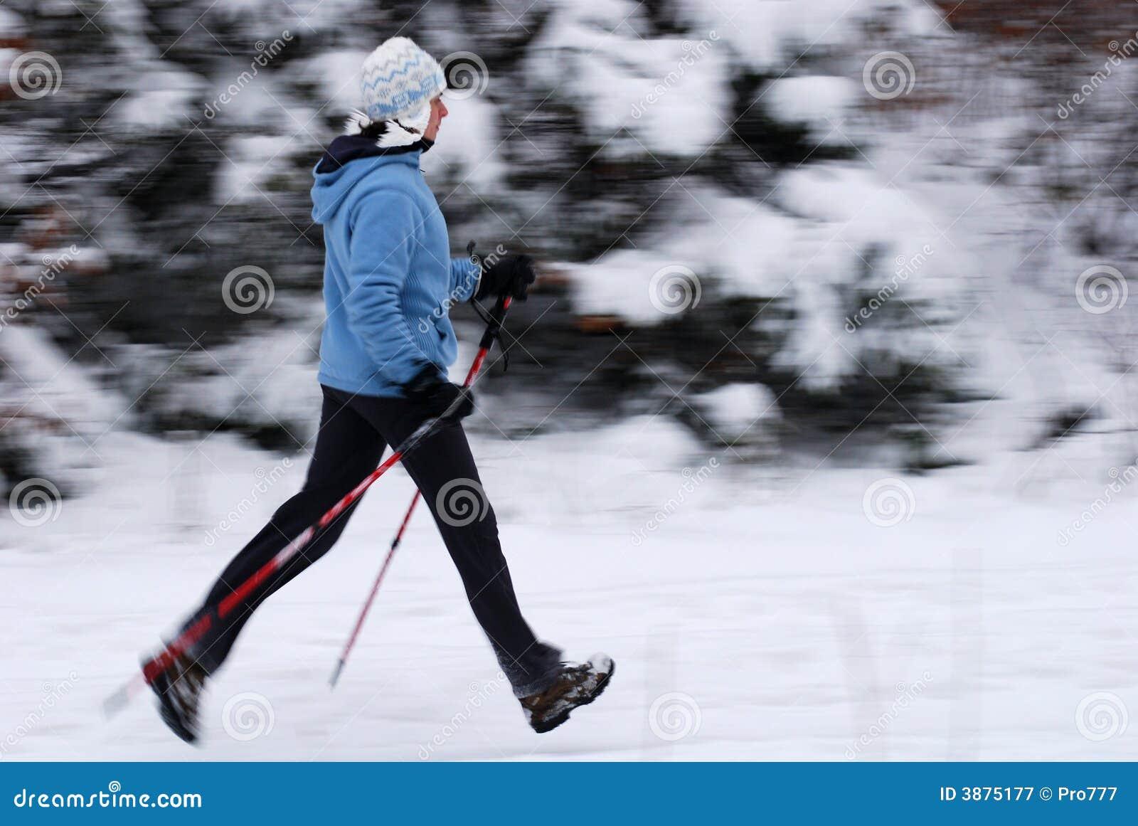 Camminare nordico