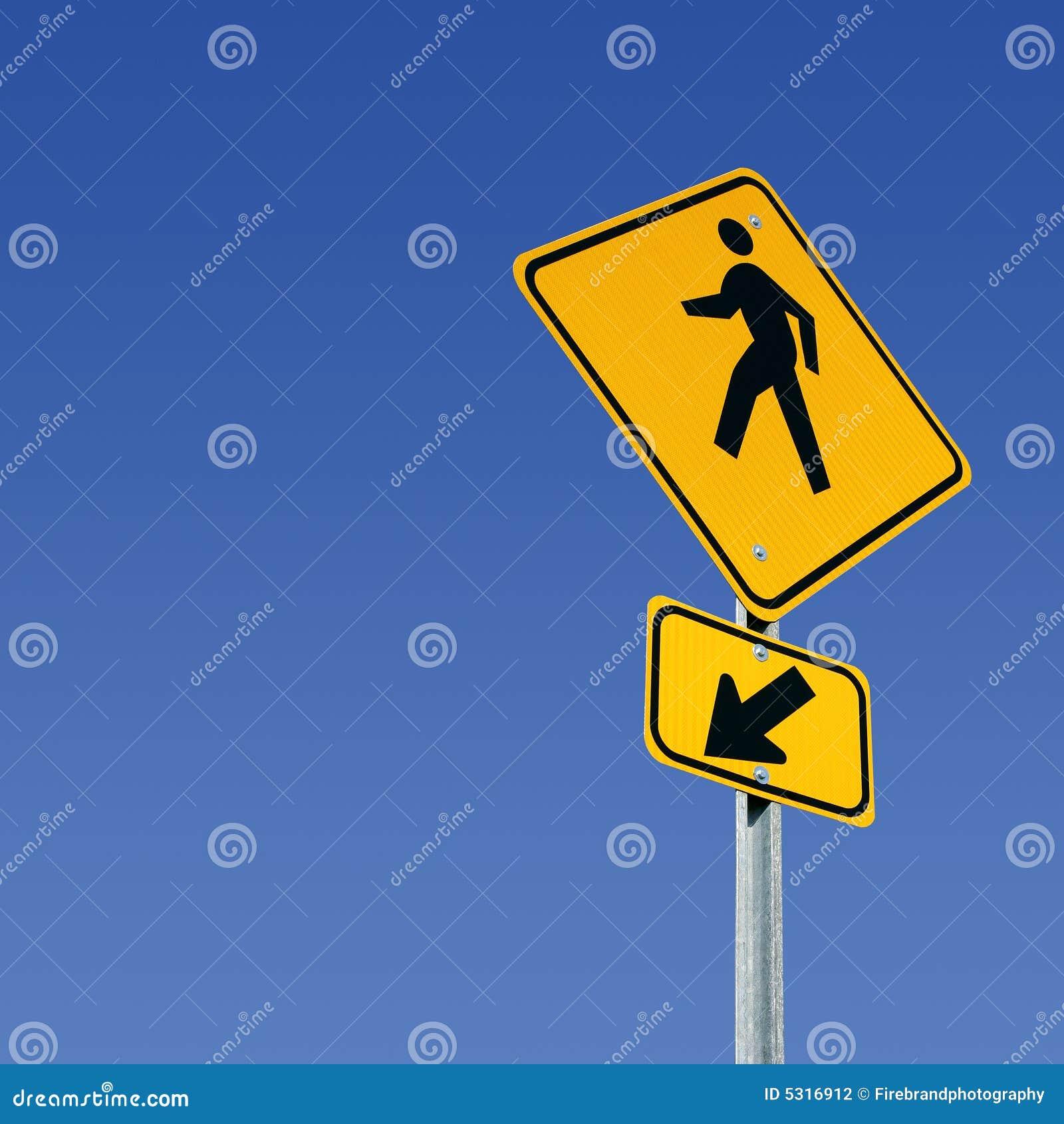 Download Camminare qui fotografia stock. Immagine di pedone, highway - 5316912