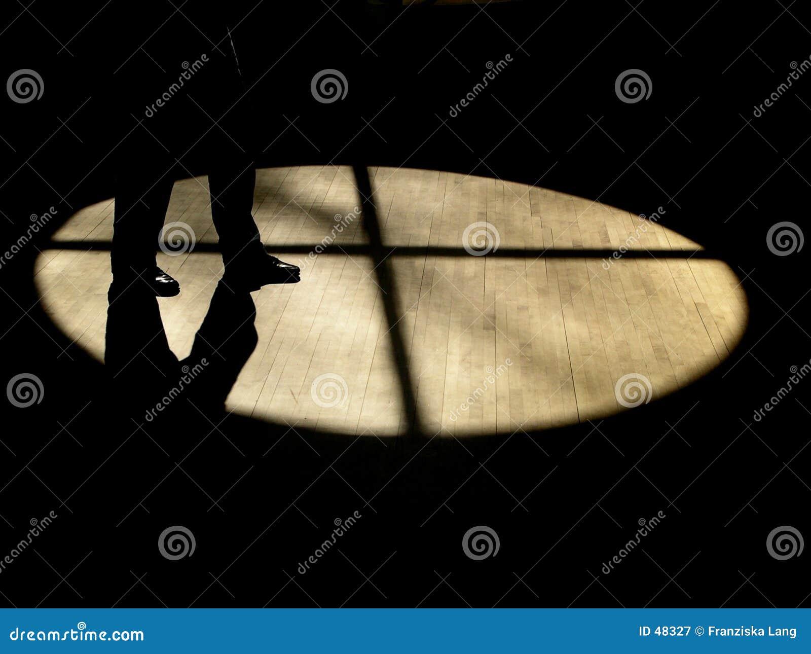 Camminata nelle ombre