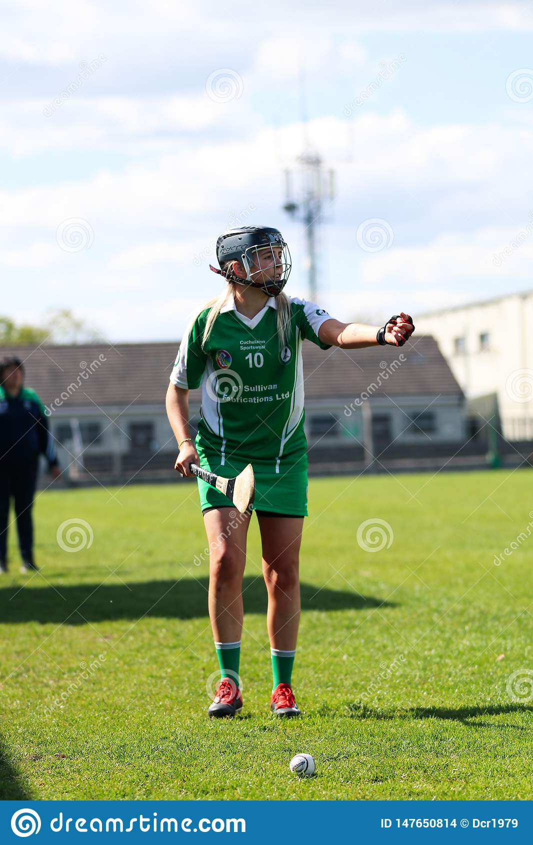 Camogie Junior Championship Semi Final - Limerick gegen Korken