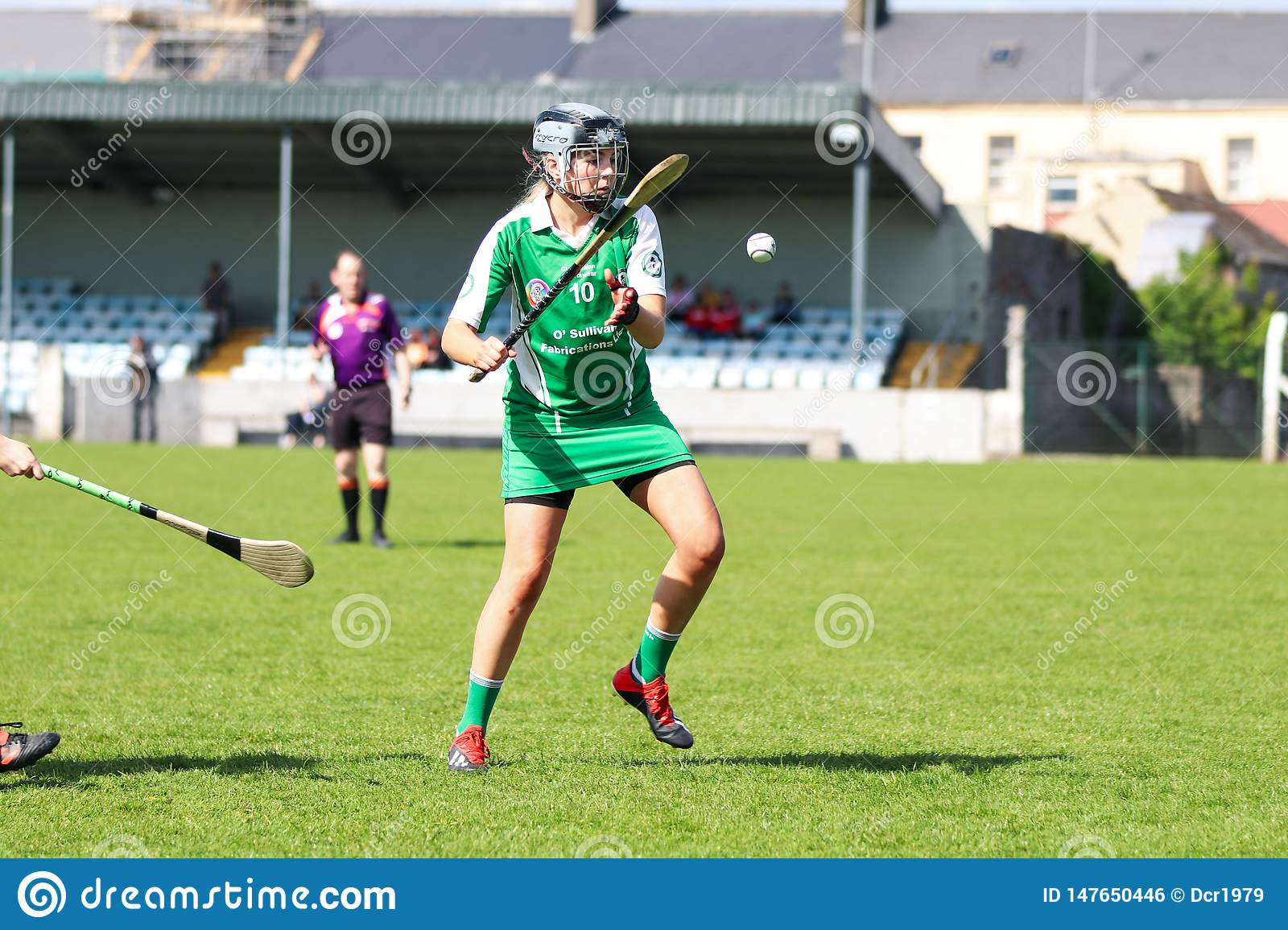 Camogie Junior Championship Semi Final - limerick vs kork