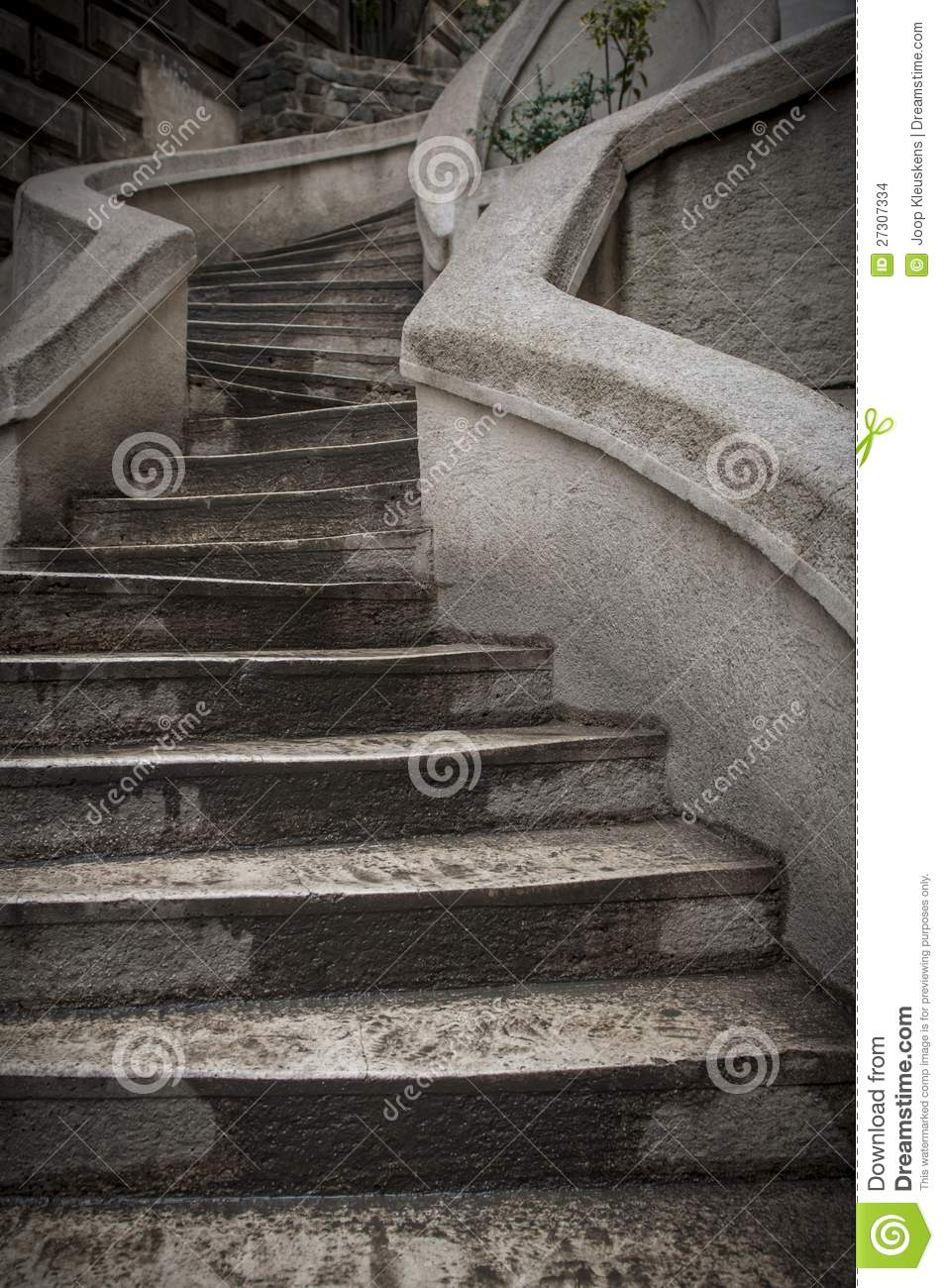 Camondo Stairs, Istanbul Stock Images - Image: 27307334