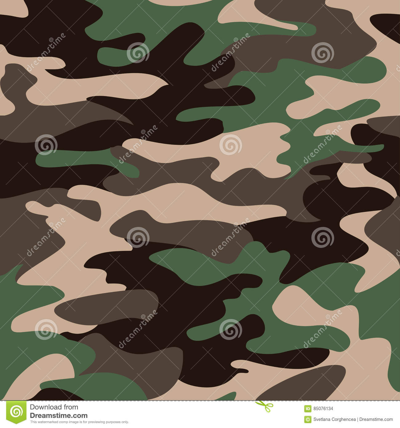 b934cf44d70dc6 Camouflage pattern background seamless clothing print, repeatable camo  glamour vector. Olive, black, gray