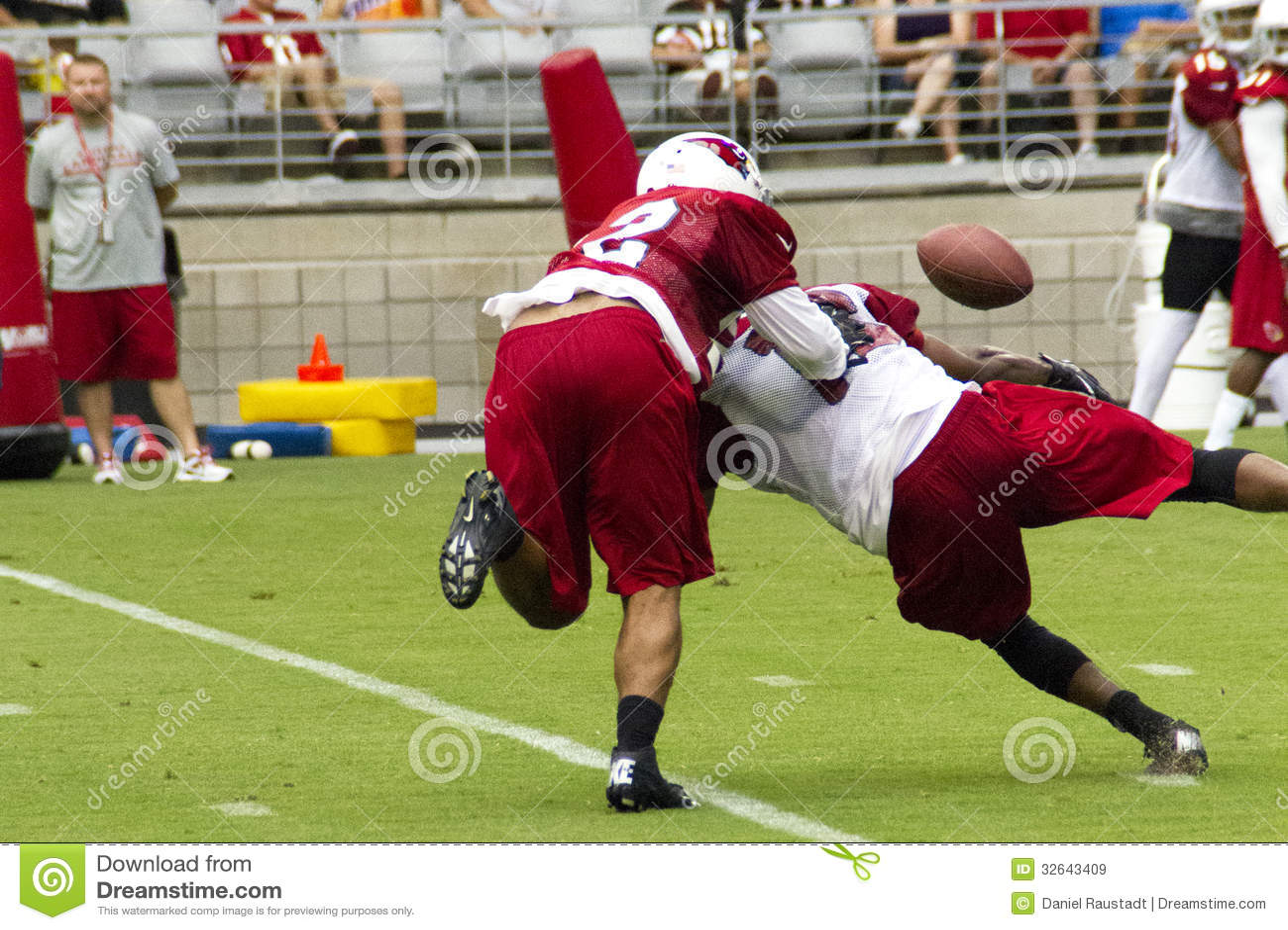 Camp d entraînement d équipe de football d Arizona Cardinals de NFL