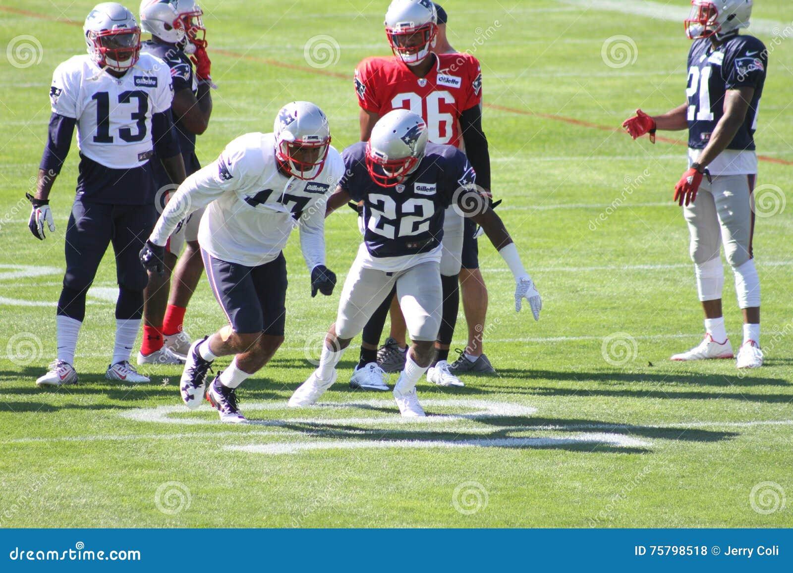 Camp d entraînement 2016 de New England Patriots