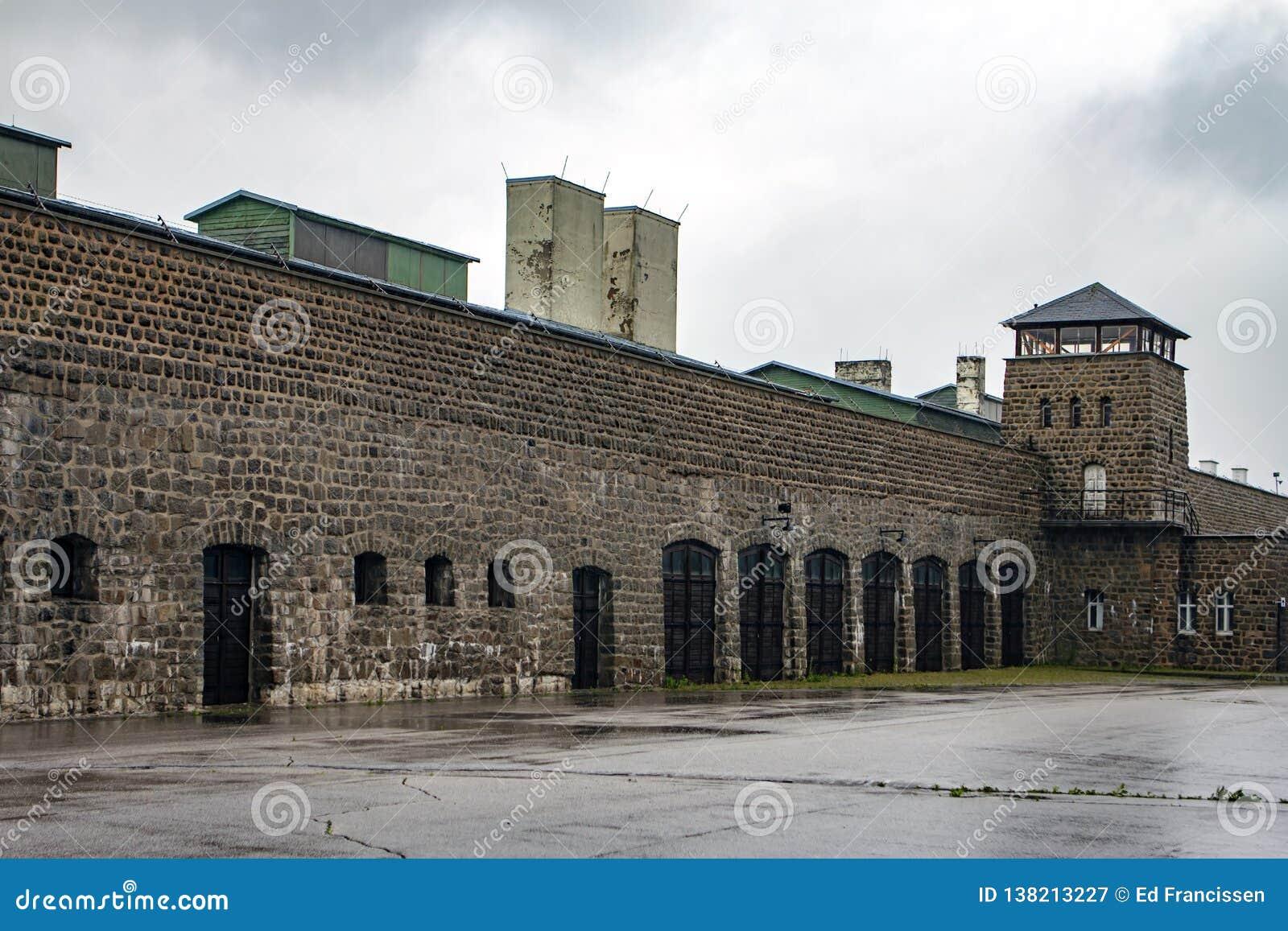 Camp de concentration de Mauthausen, Autriche