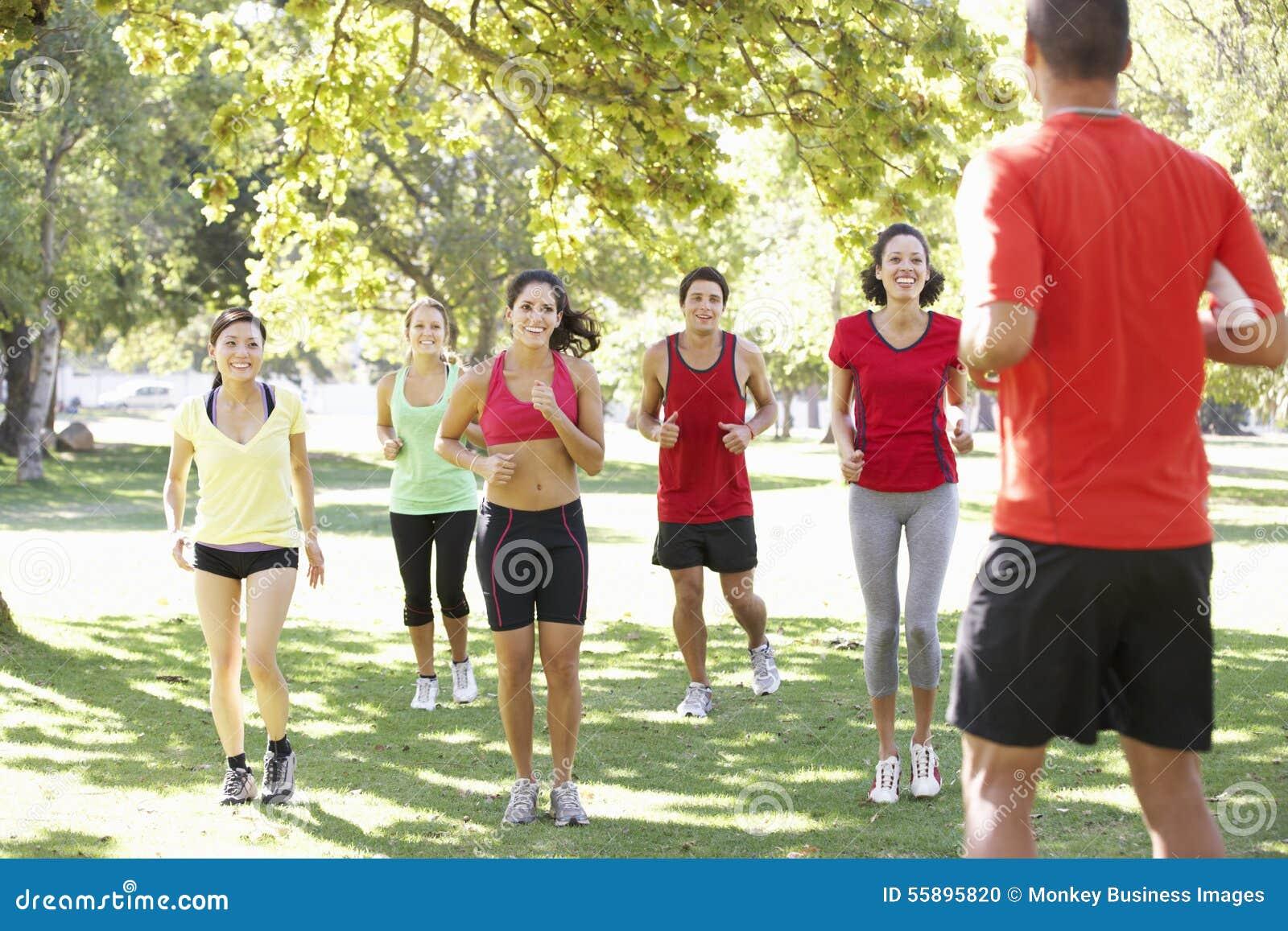 Camp de Running Fitness Boot d instructeur