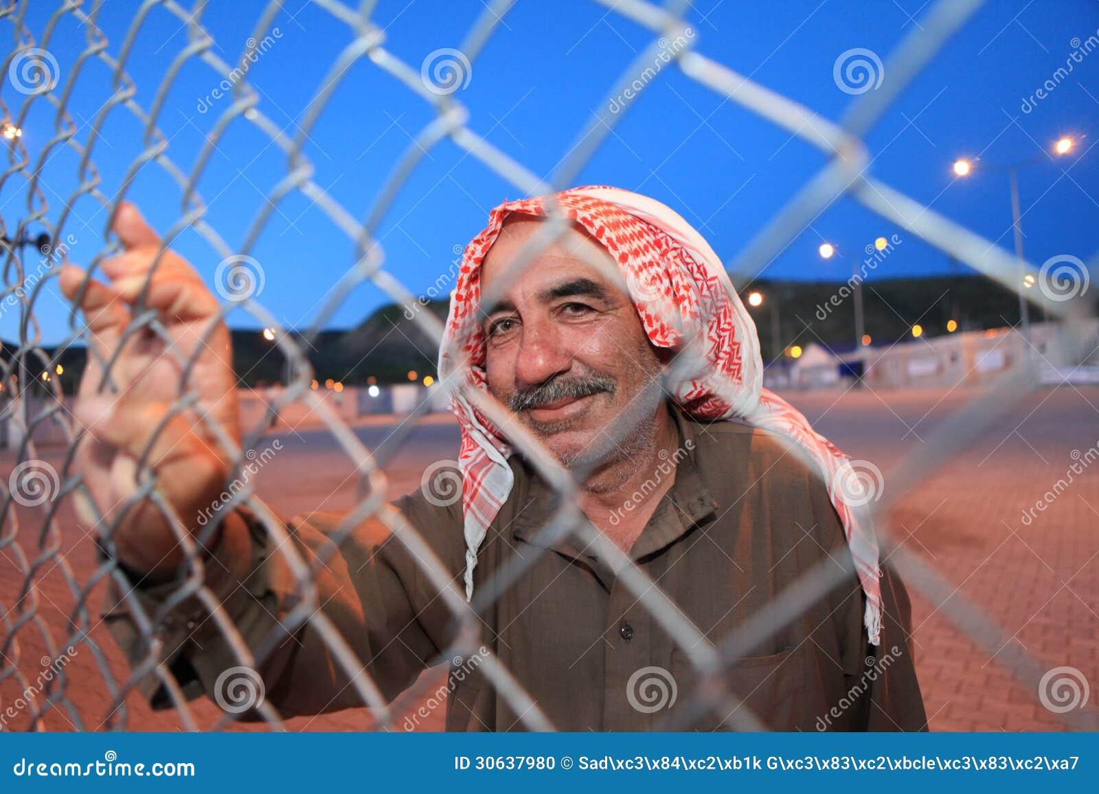 Campamento de refugiados sirio