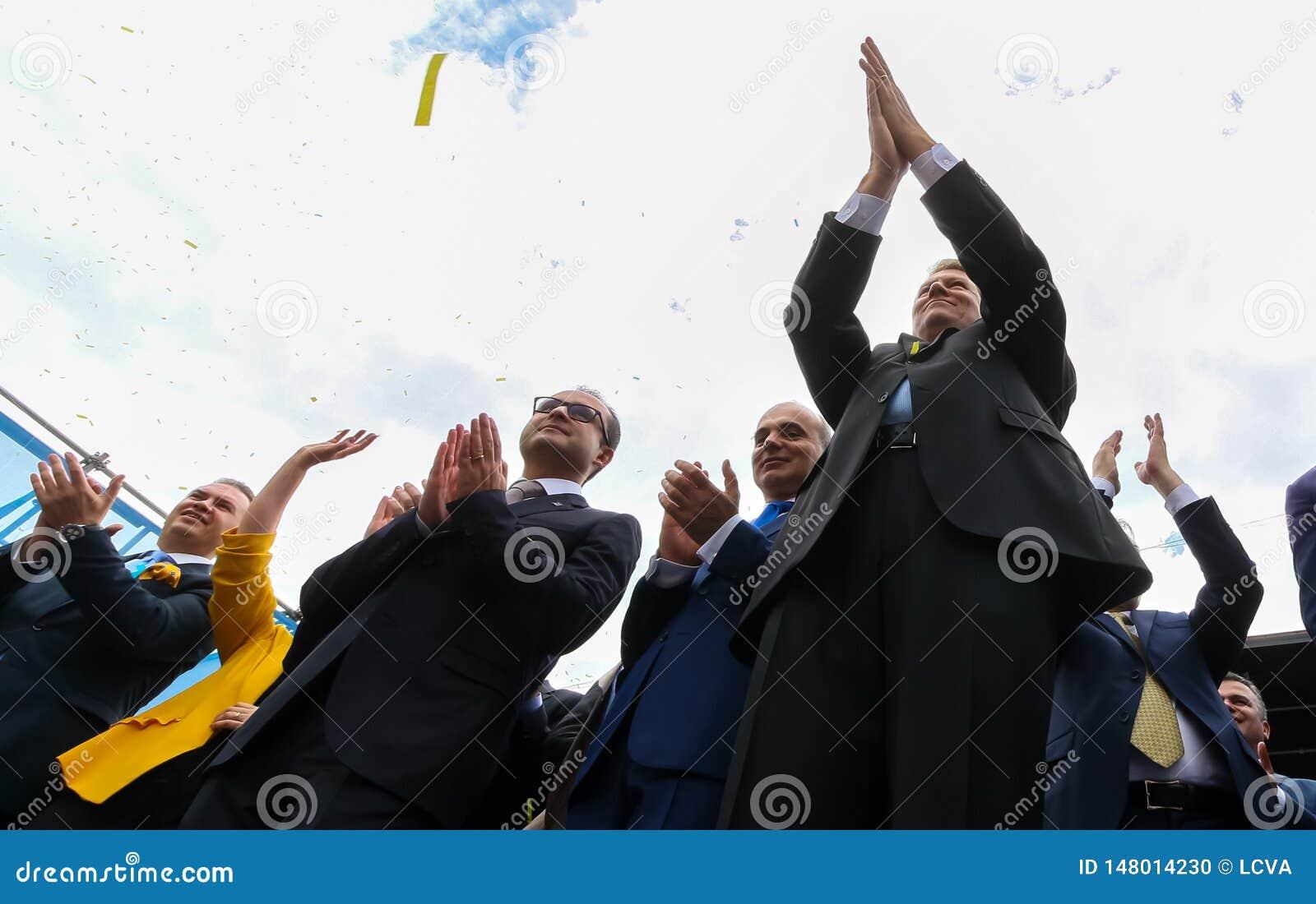 Campanha de eleições parlamentares europeia - Romênia