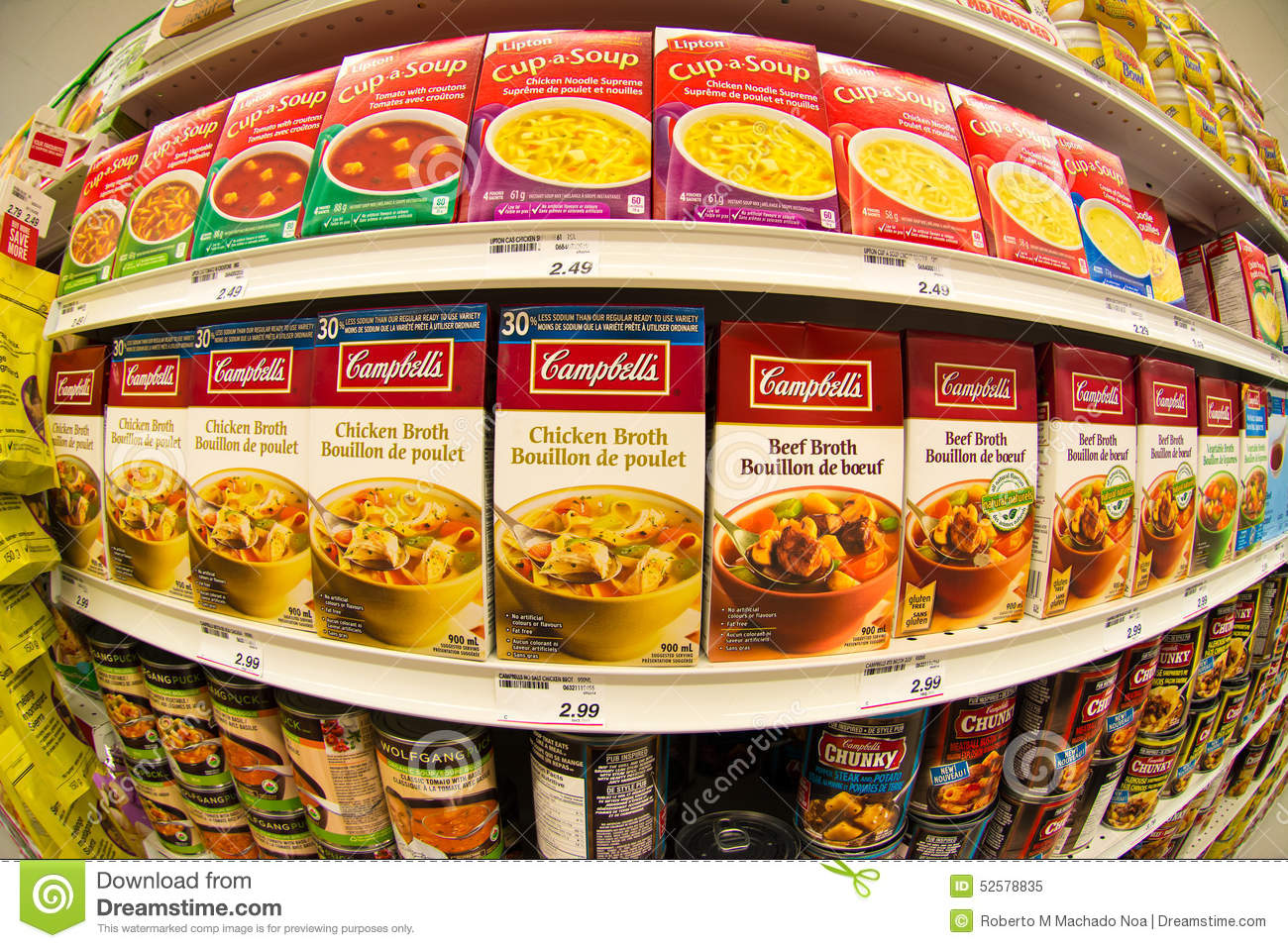 an overview of the company campbell soup in the united states Homework 5 1 about 85 percent of the soup sold in the united states is campbell's brand is campbell soup company a monopoly firm campbell soup company isn't a.