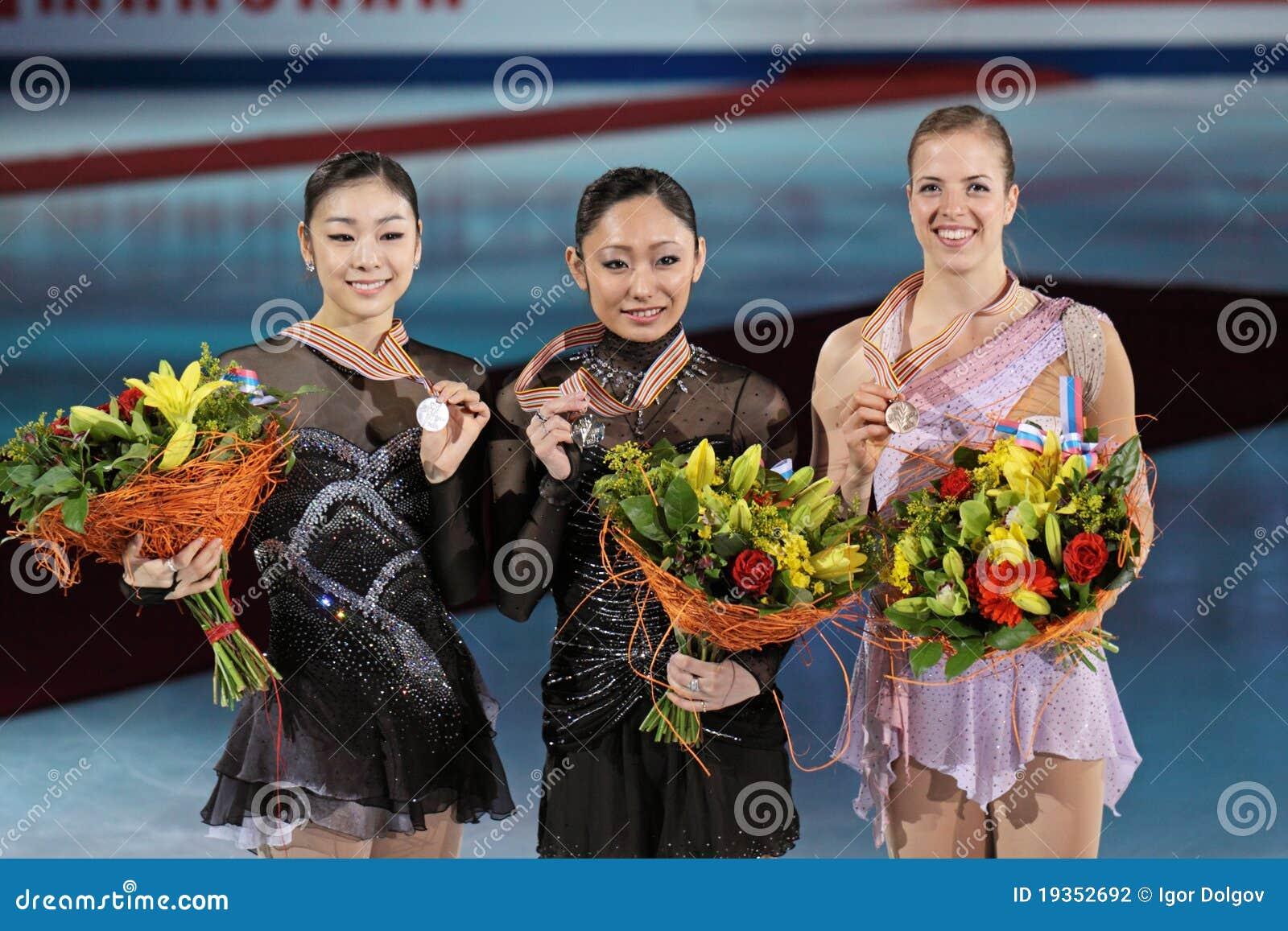Campeonato do mundo na figura patinagem 2011