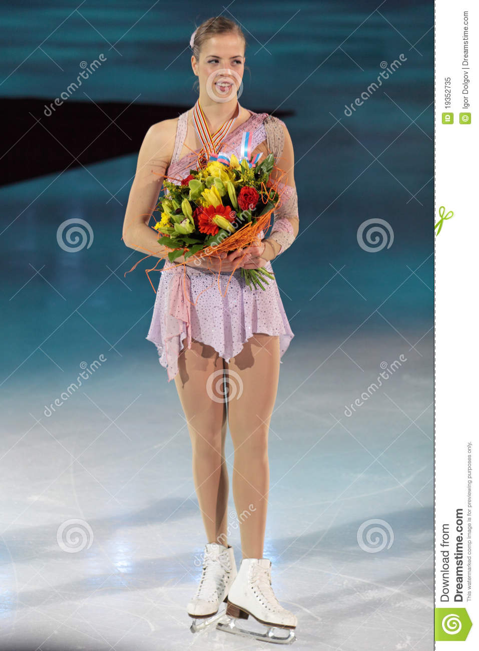 Campeonato do mundo na figura patinagem 2011