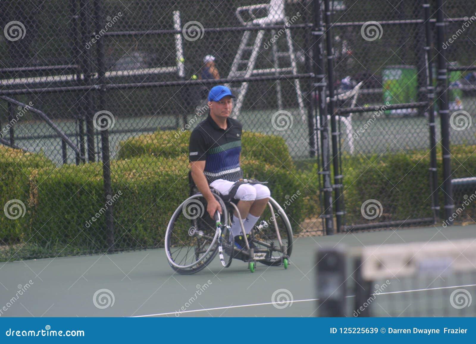 CAMPEONATOS de la SILLA DE RUEDAS de USTA 2018/Dwight Davis Tennis Center