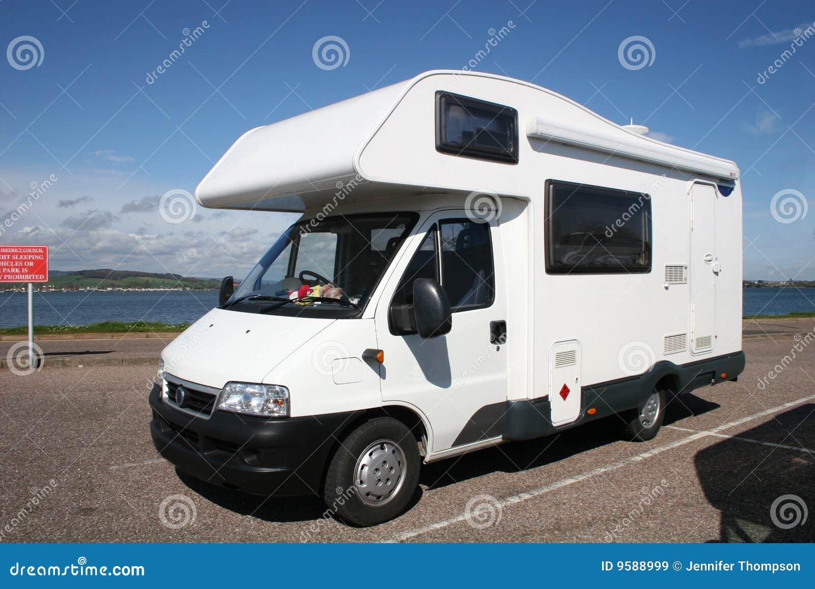 Camper Van Royalty Free Stock Images Image 9588999