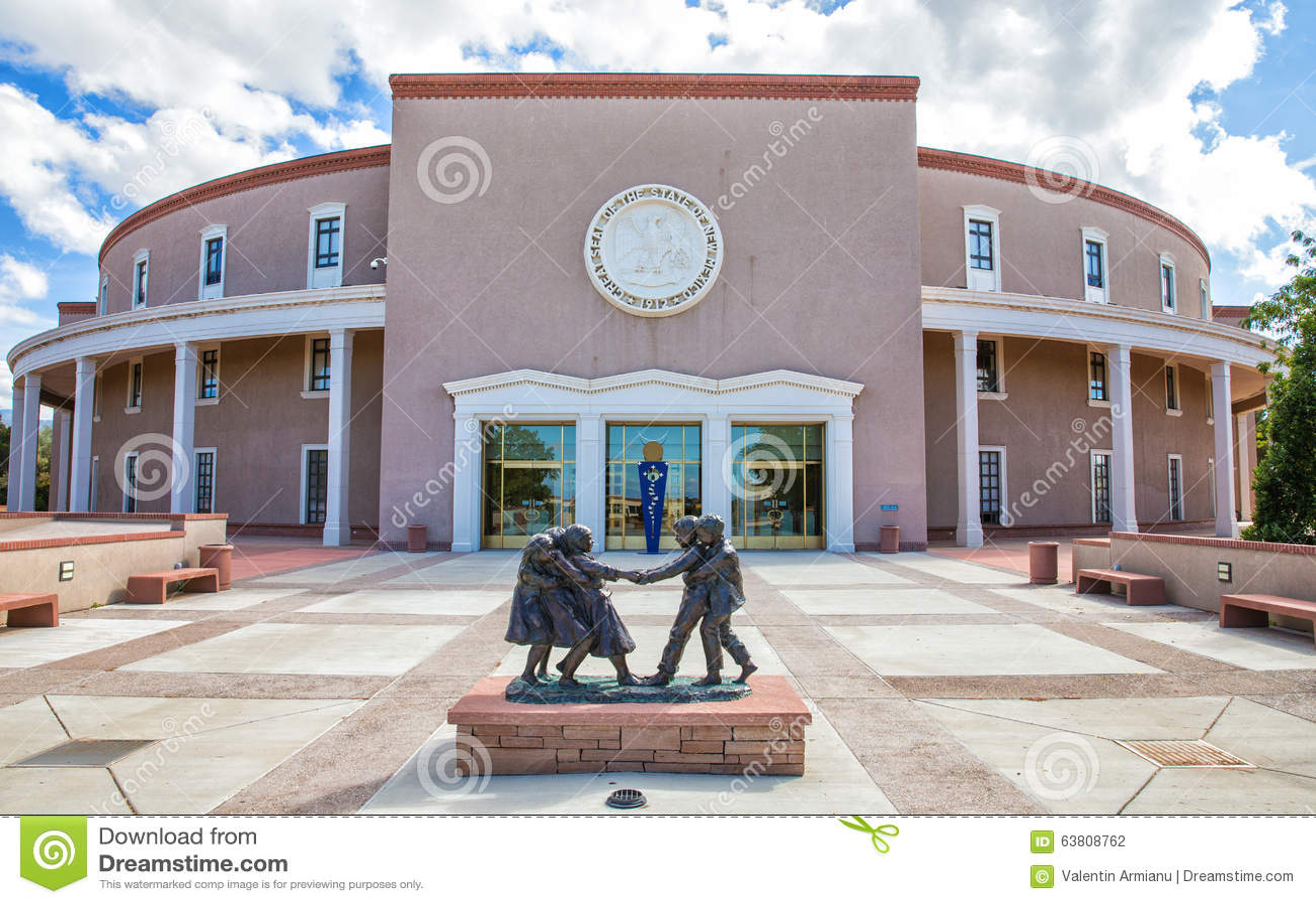 Campidoglio dello stato del New Mexico