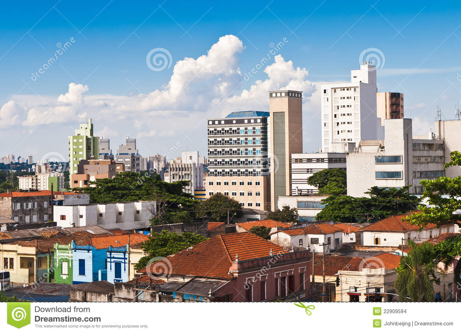 Campinas, Brasile