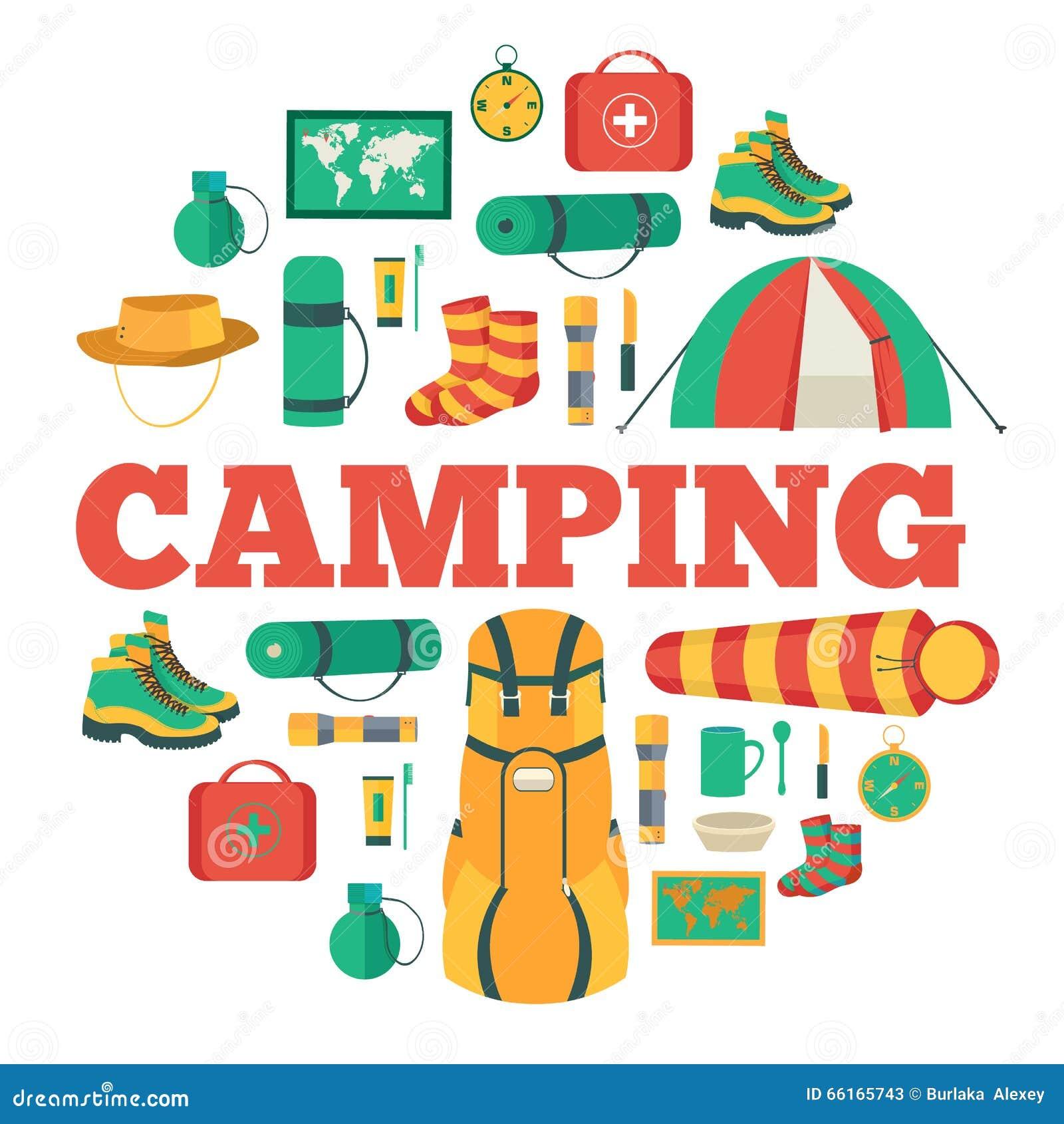 Camping equipme...