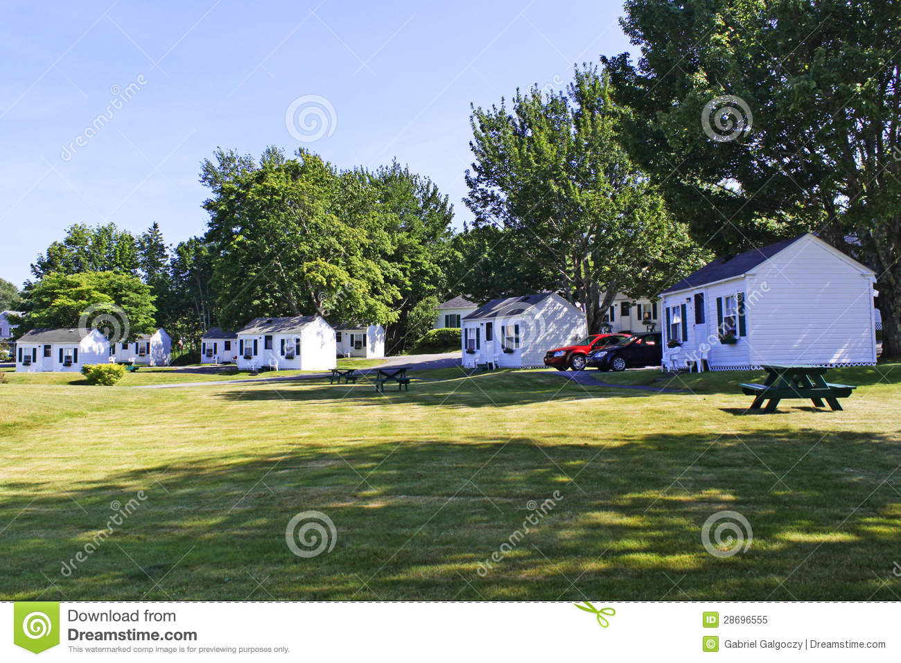 Camping House Stock Image Image Of Architecture Building 28696555