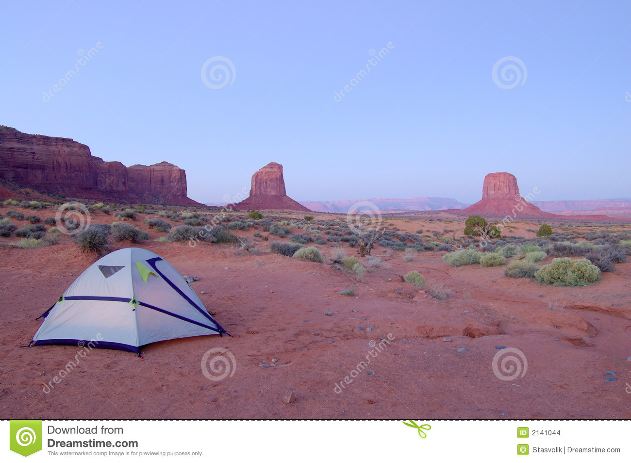 Monument ValleyGoulding s Lodge: Campground