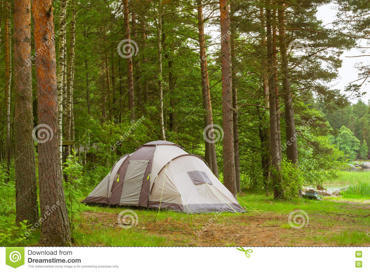 Camping in Finland: civilized outdoor recreation 73