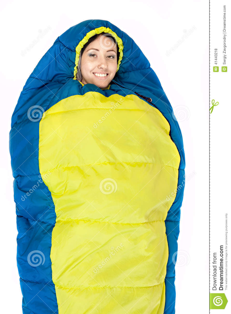 Clipart Sleeping Bag