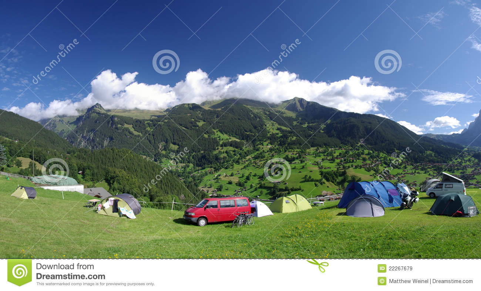 Campingplatsgrindelwald