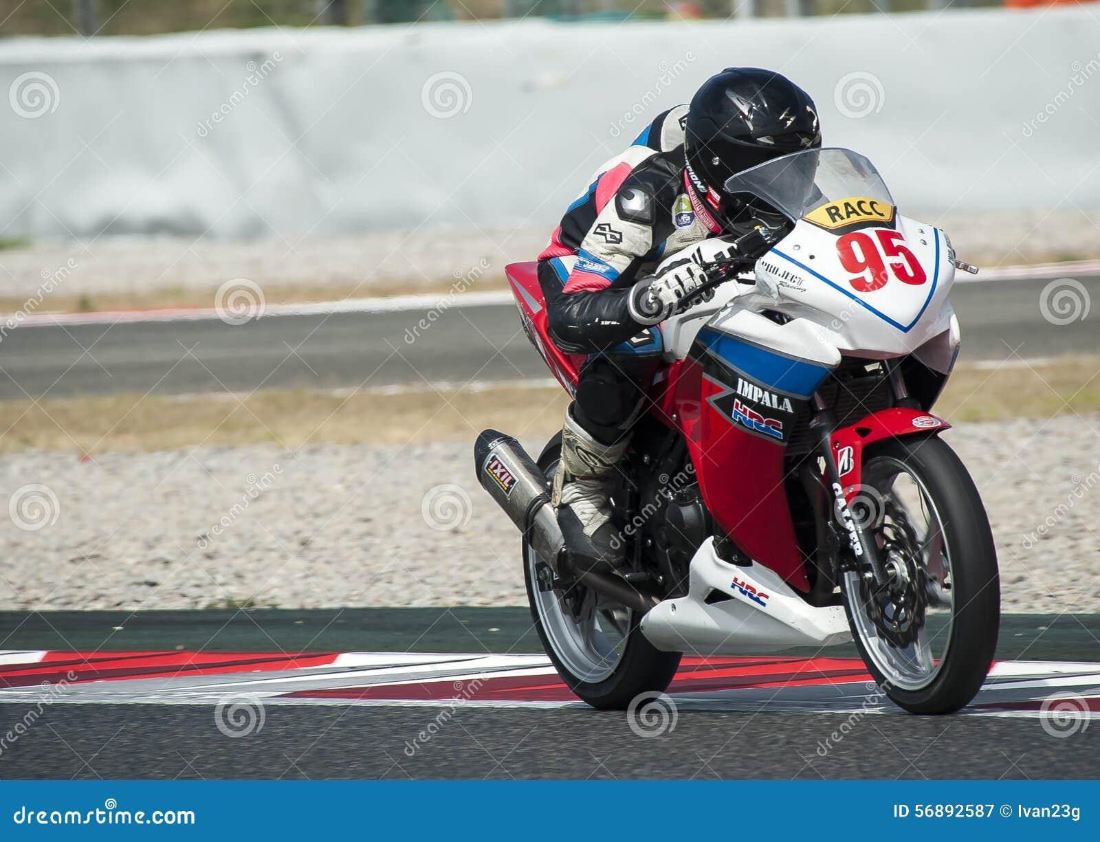 CAMPIONATO CATALANO DI MOTOCICLISMO