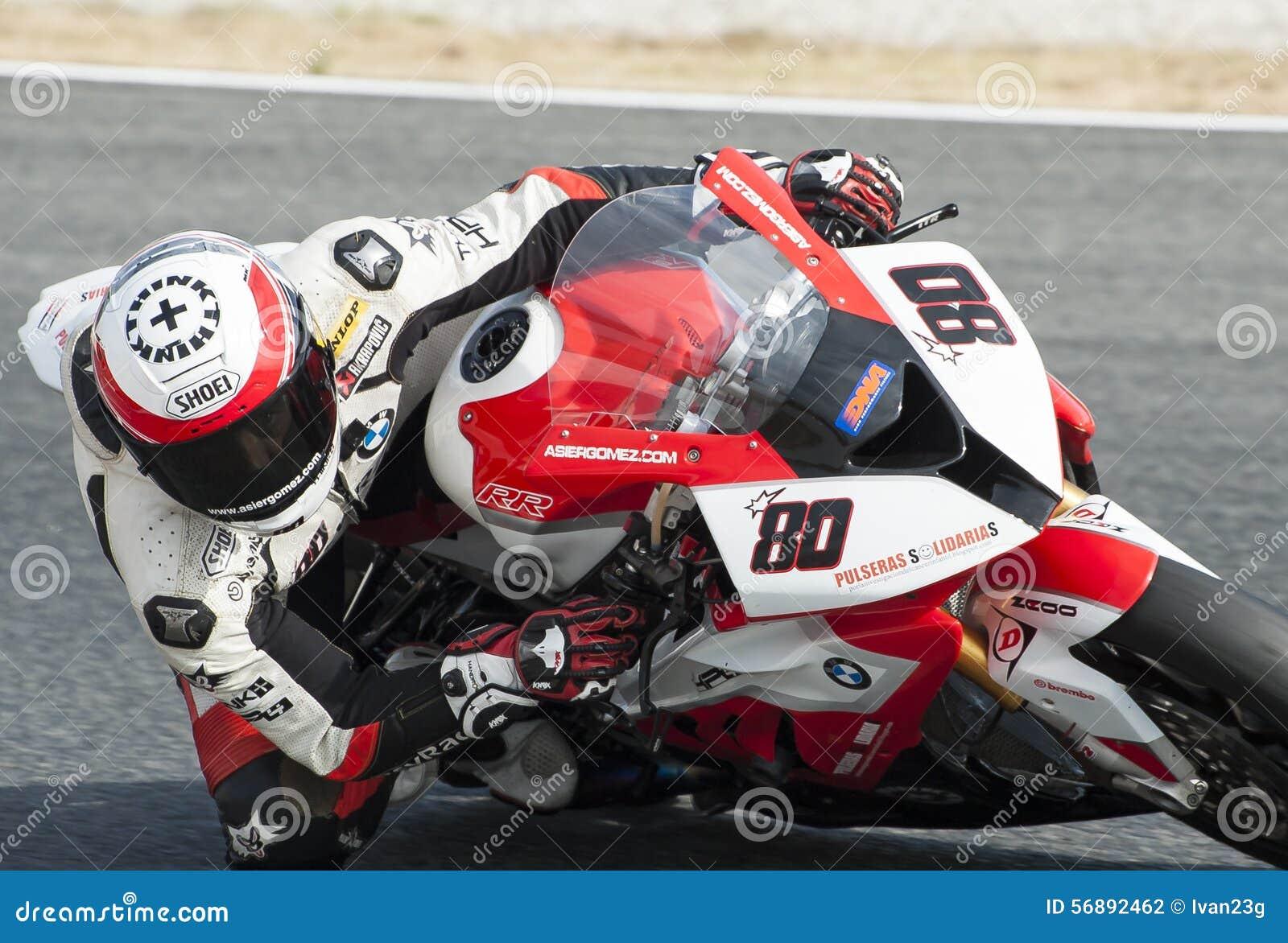 CAMPIONATO CATALANO DI MOTOCICLISMO - ASIER GOMEZ