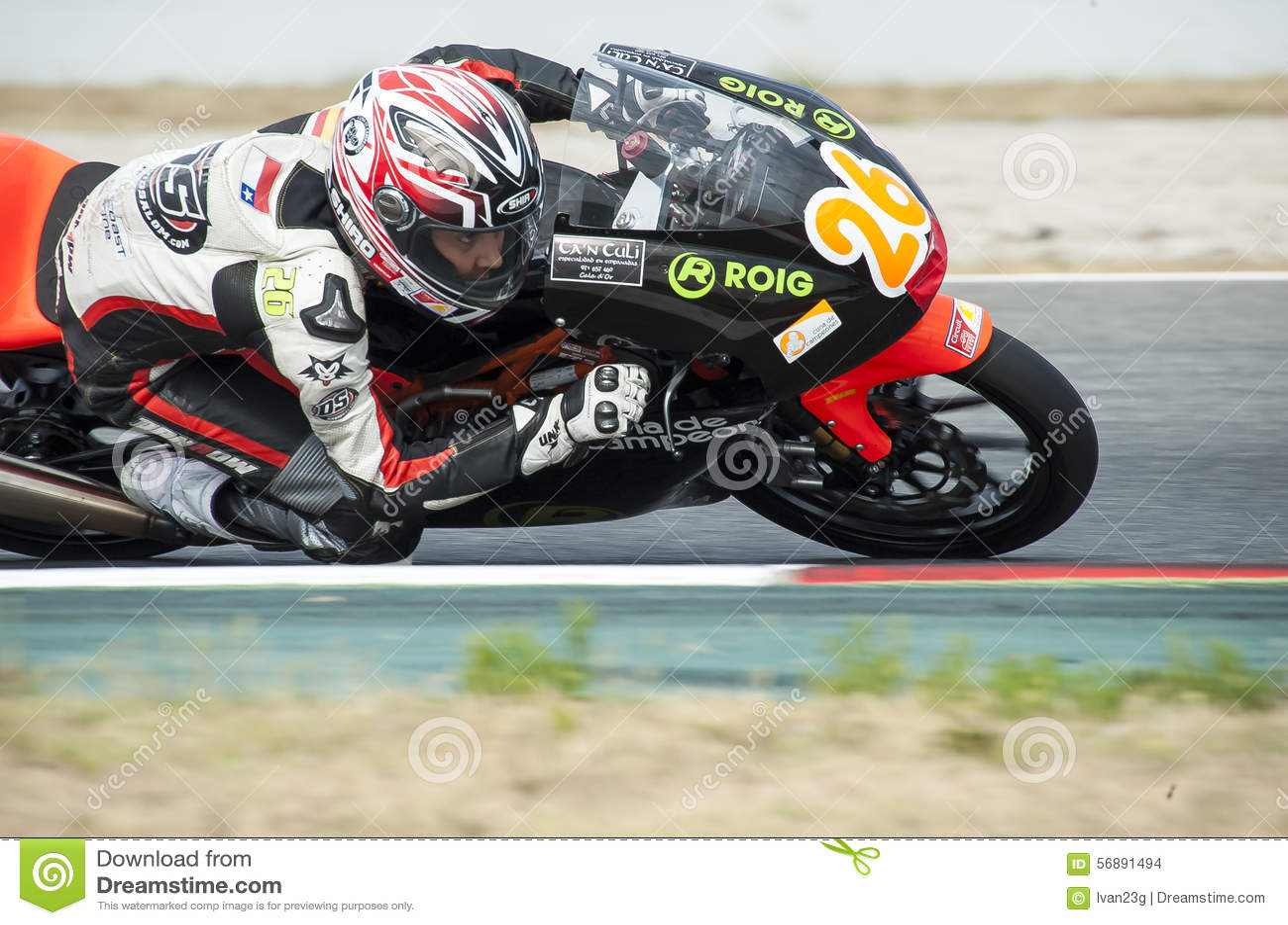 CAMPIONATO CATALANO di MOTOCICLISMO - Daniel Urrutia