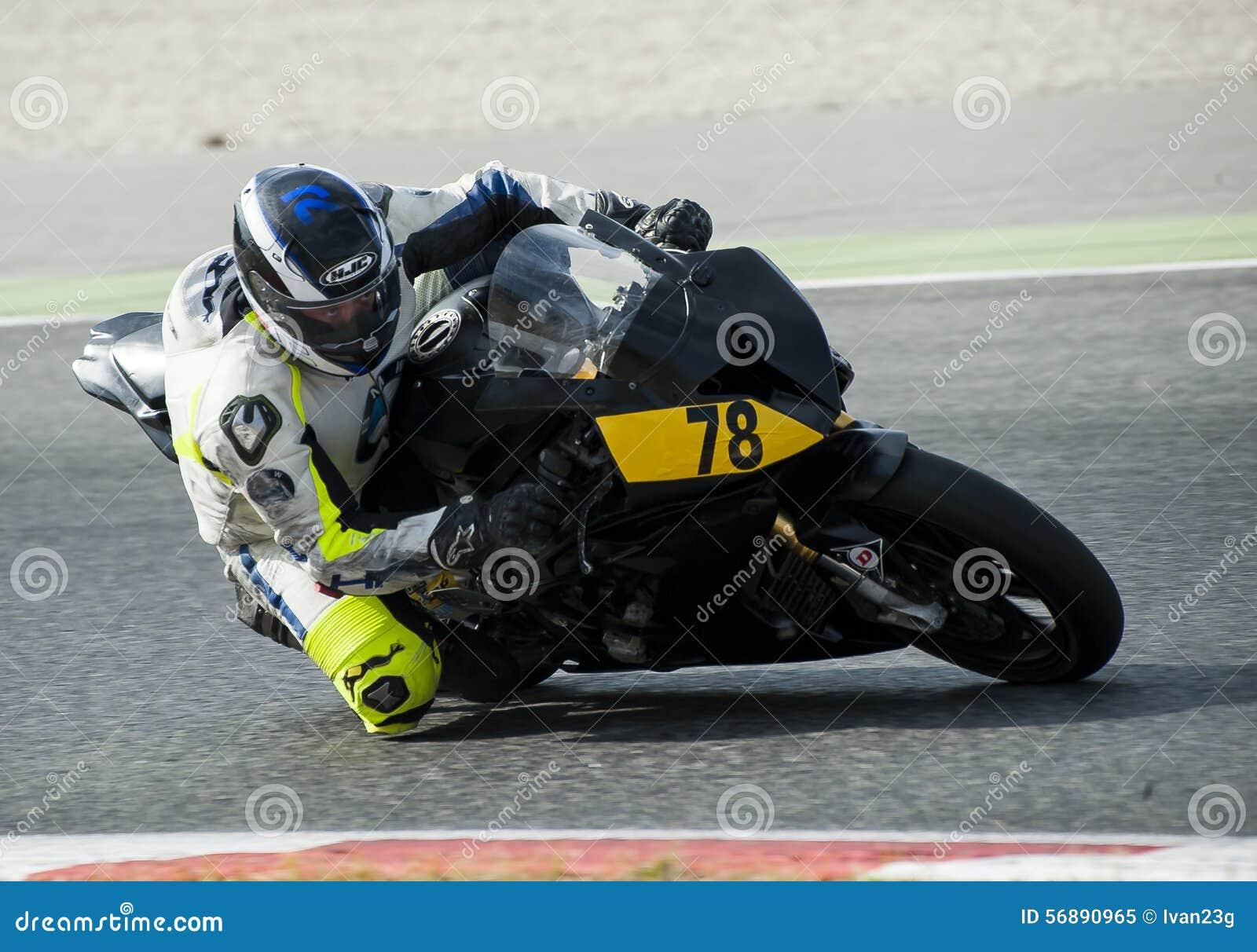 CAMPIONATO CATALANO DI MOTOCICLISMO - IKER CARRACEDO