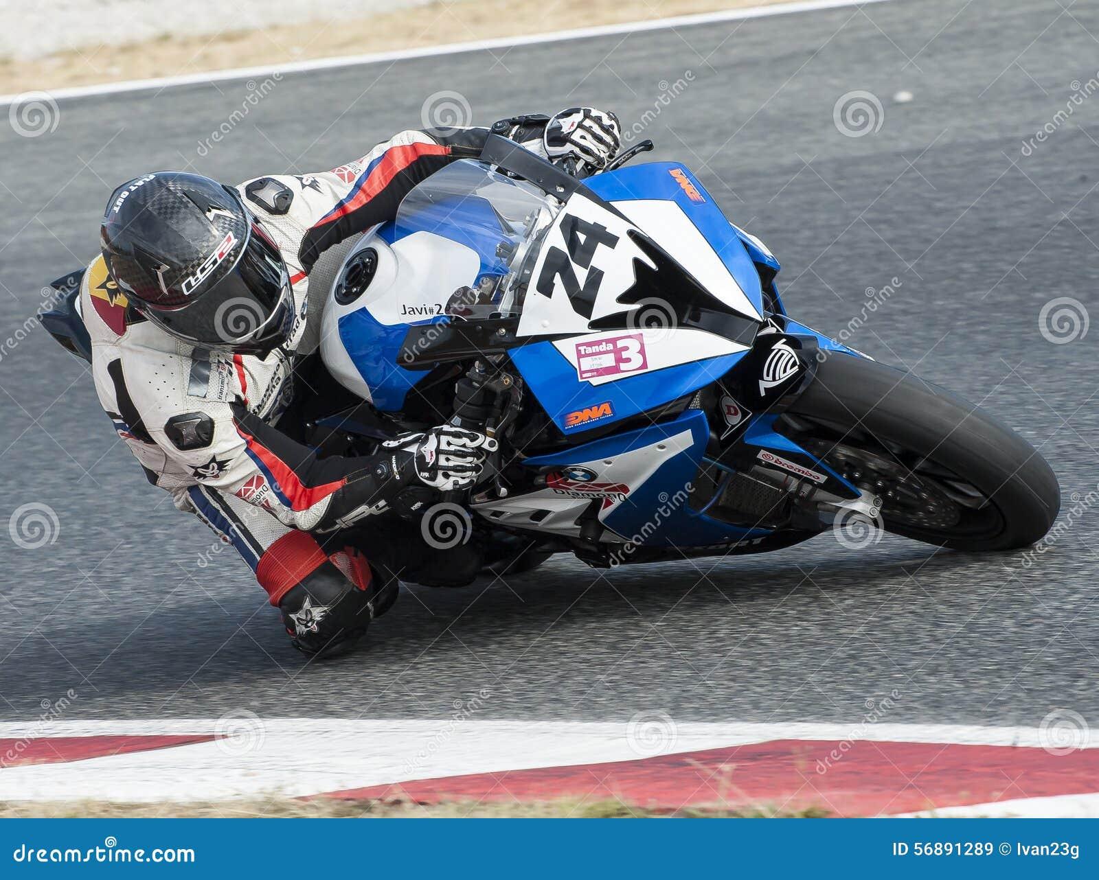 CAMPIONATO CATALANO DI MOTOCICLISMO - JAVIER PASCUAL