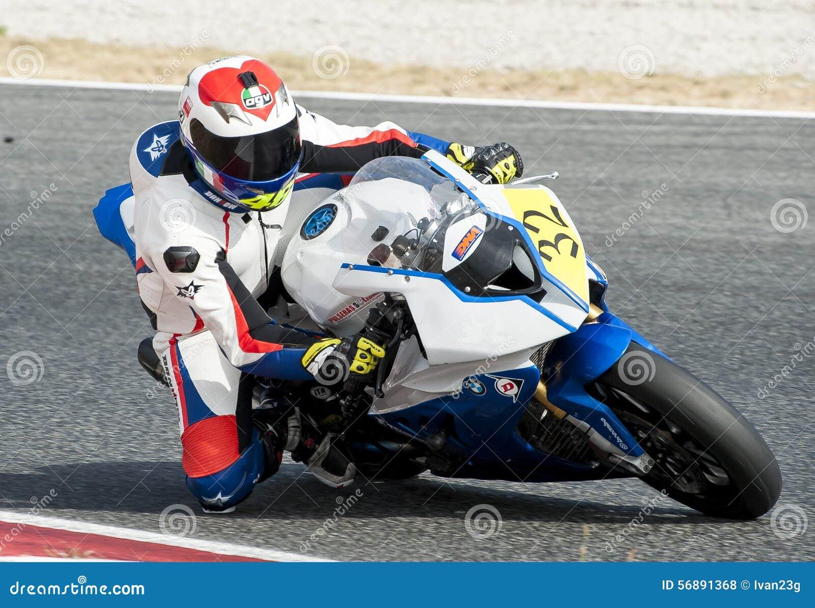 CAMPIONATO CATALANO DI MOTOCICLISMO - JAVIER POVES
