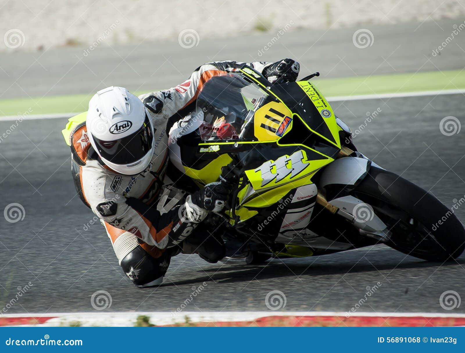 CAMPIONATO CATALANO di MOTOCICLISMO - Oscar Arias
