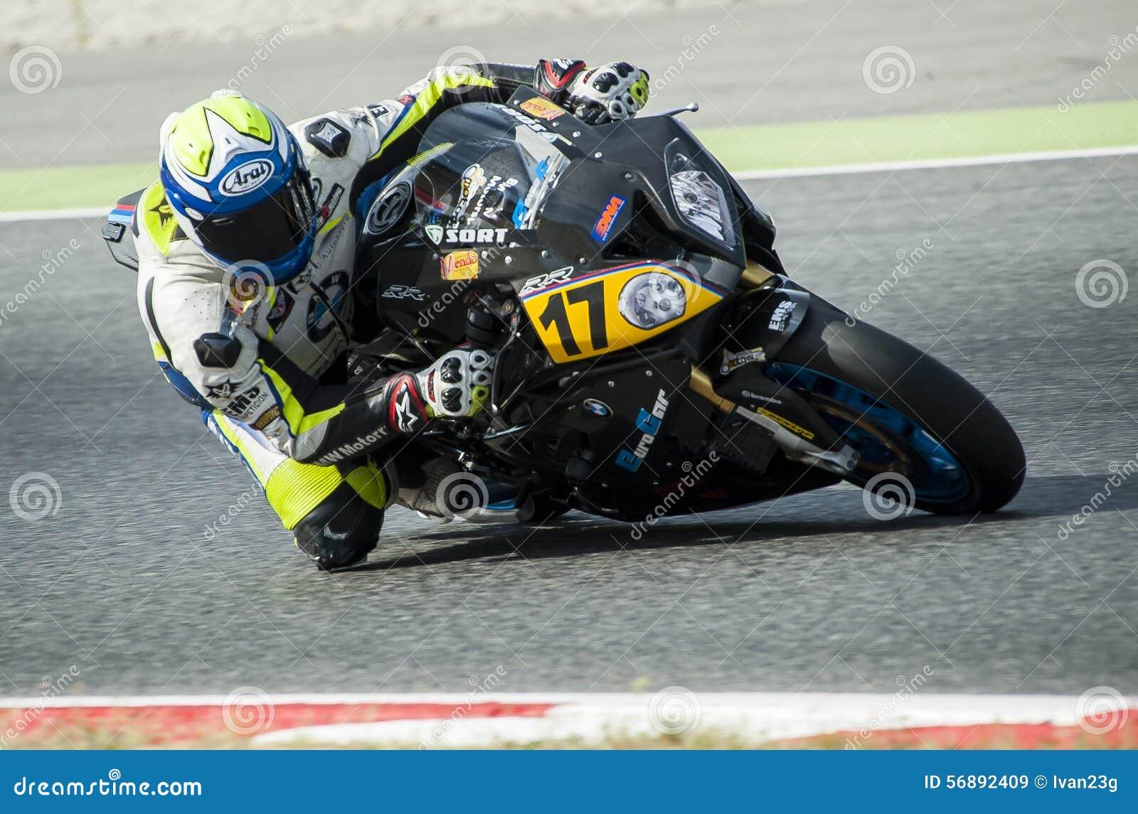 CAMPIONATO CATALANO di MOTOCICLISMO - Raul Mendo
