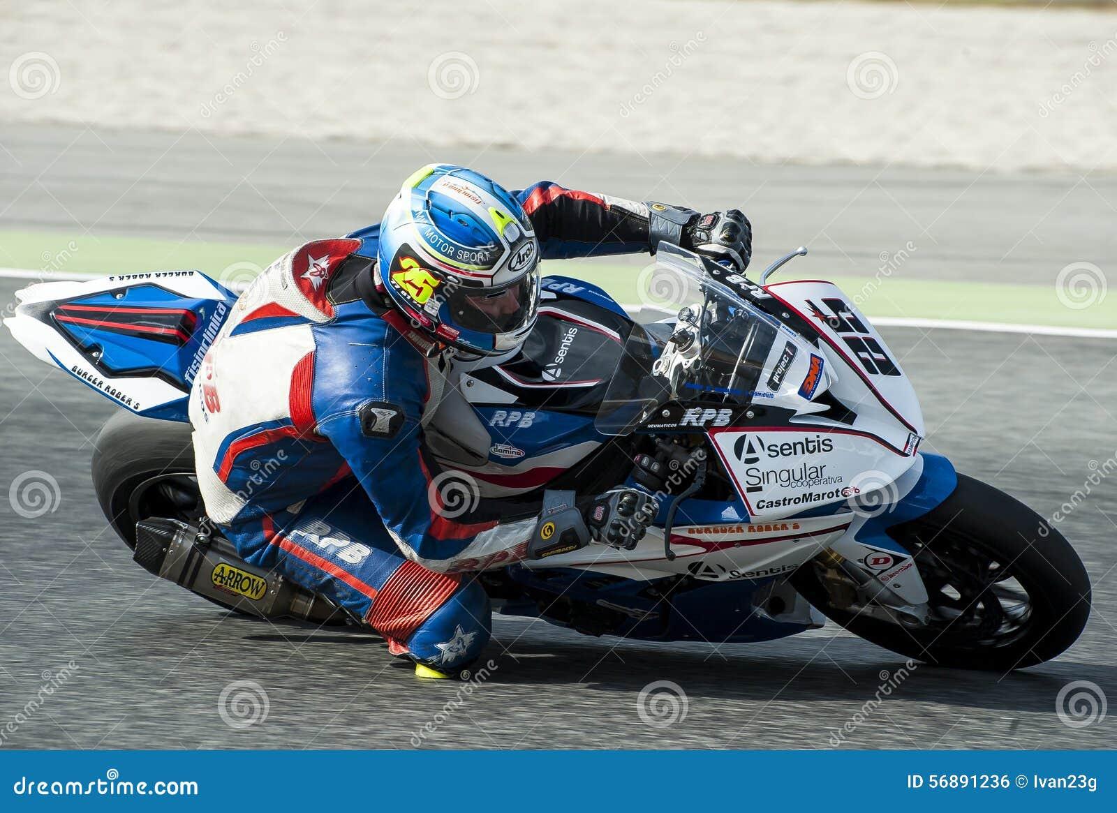 CAMPIONATO CATALANO DI MOTOCICLISMO - ROBERTO BLAZQUEZ