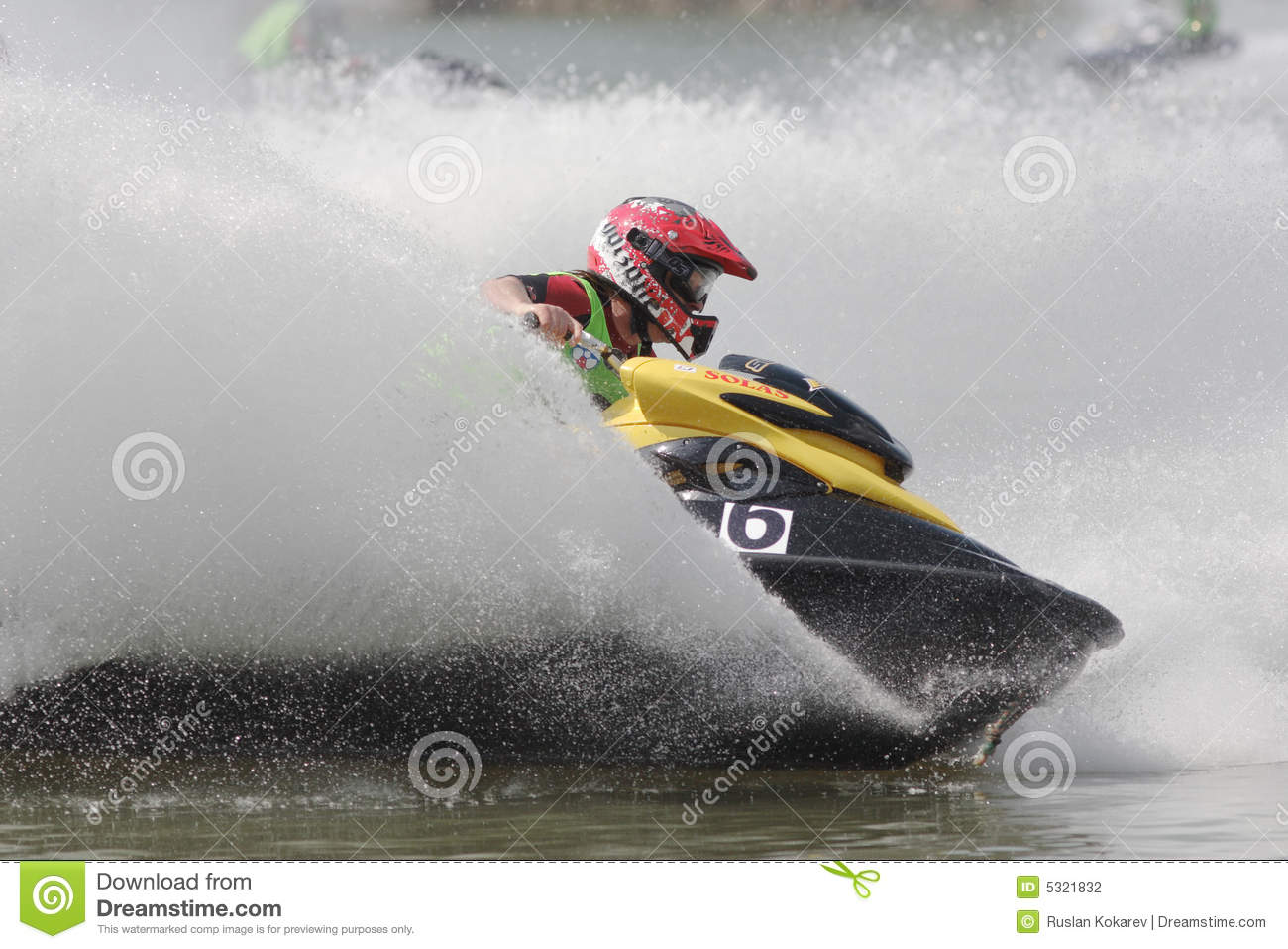 Download Campionato di Aquabike. fotografia editoriale. Immagine di impetuously - 5321832