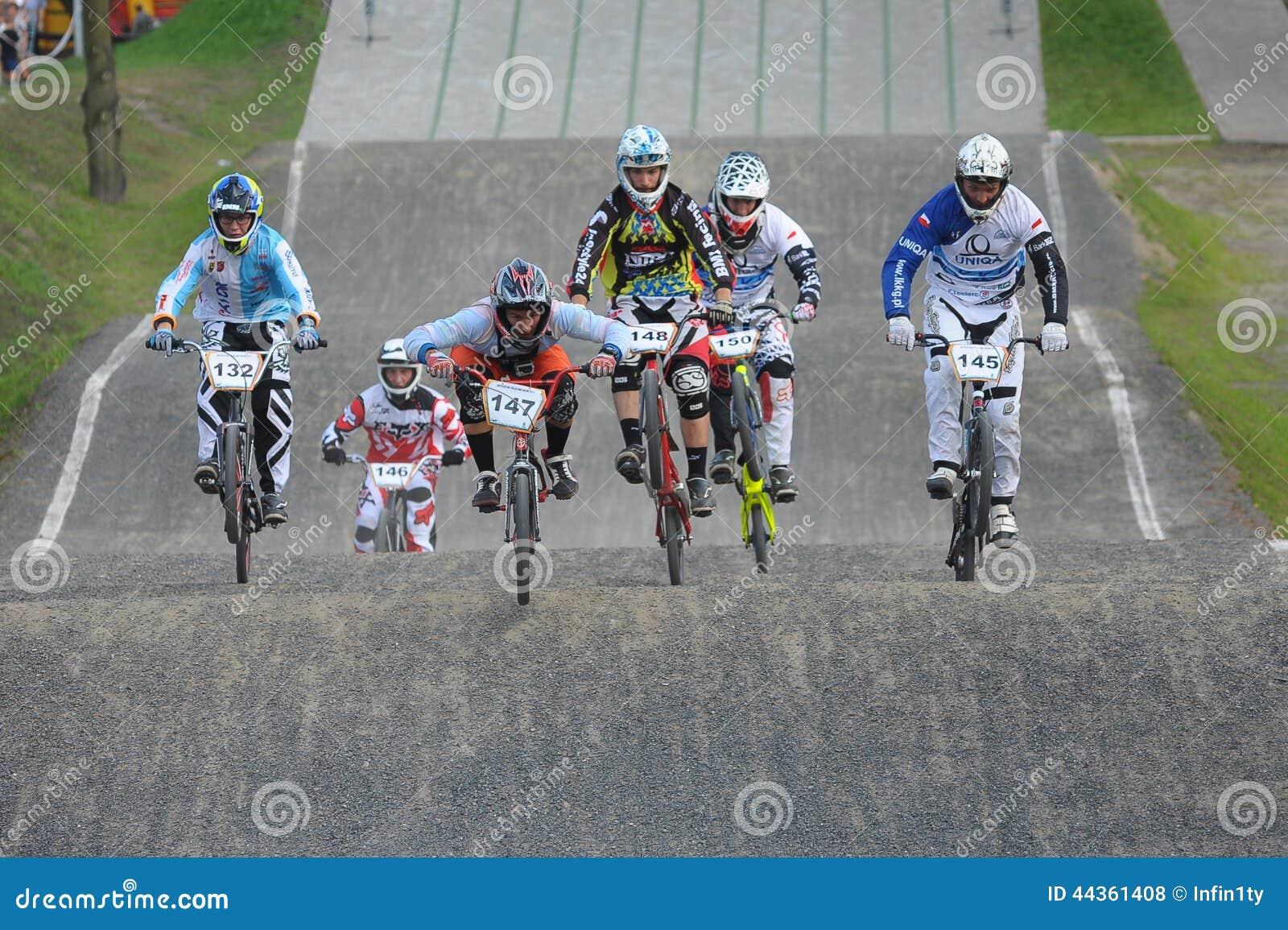 Campionato polacco di corsa di BMX
