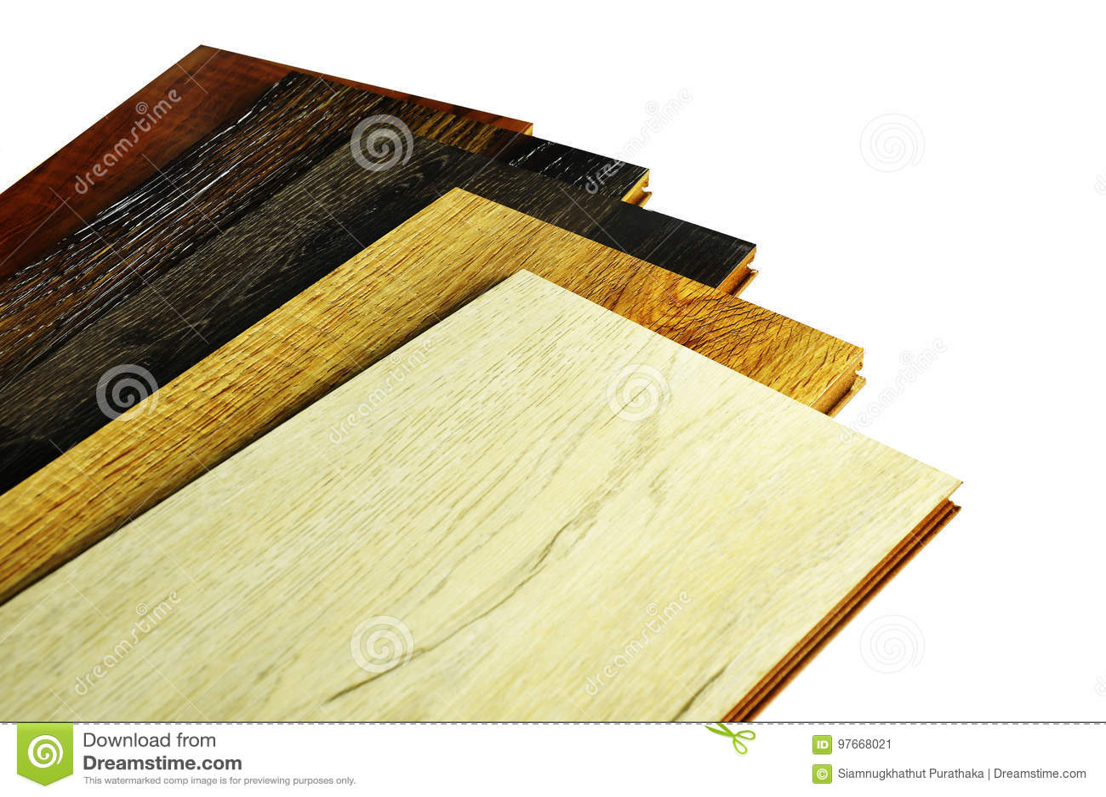 Campioni di pavimento di legno di struttura della piastrella per