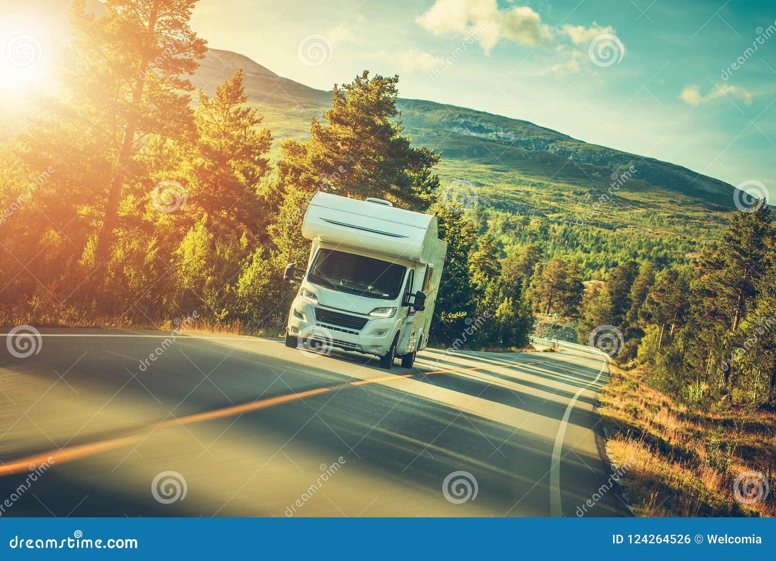 Campista Van Summer Trip