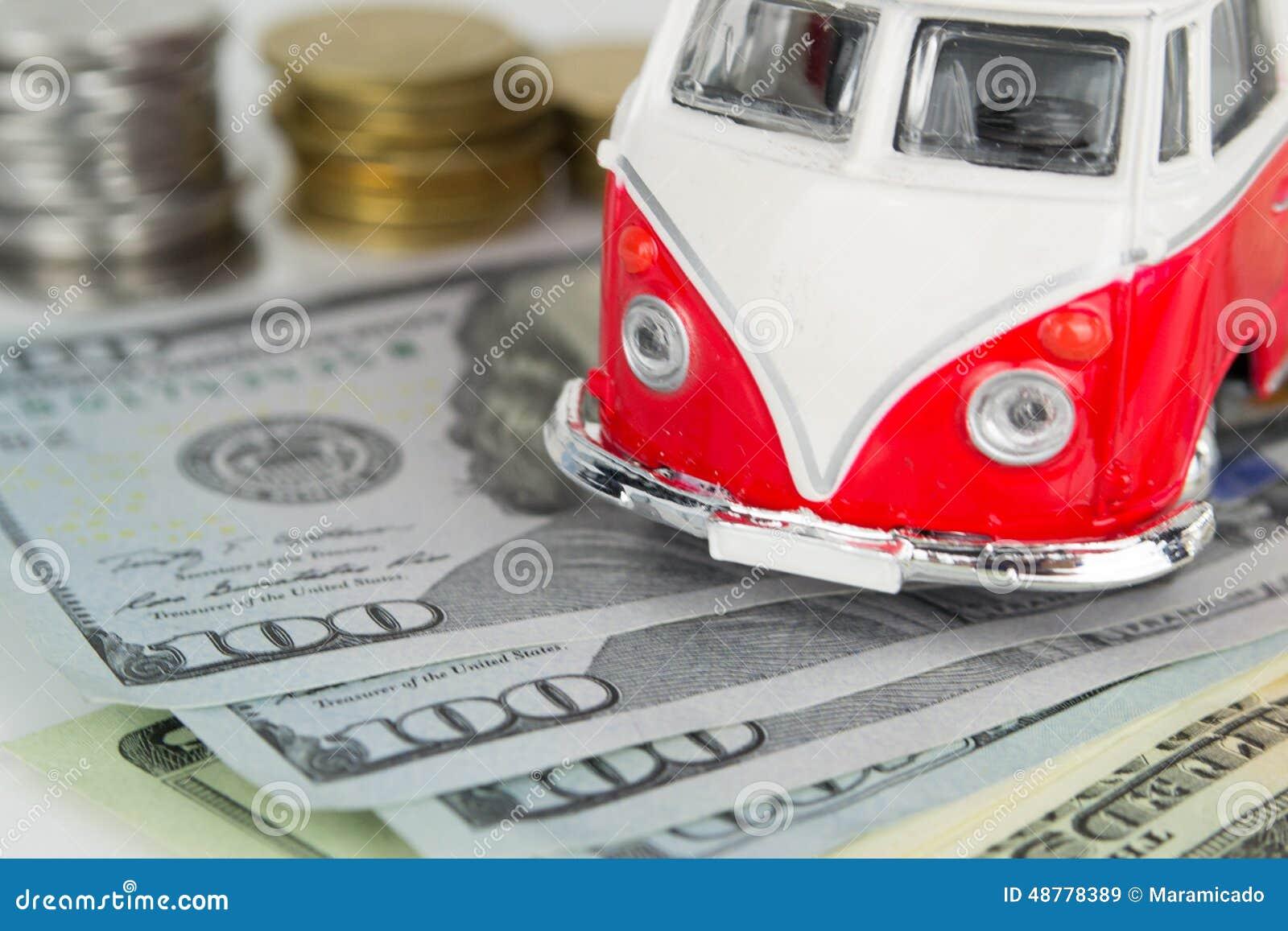 Campista viejo clásico de VW hecho por el Corgi