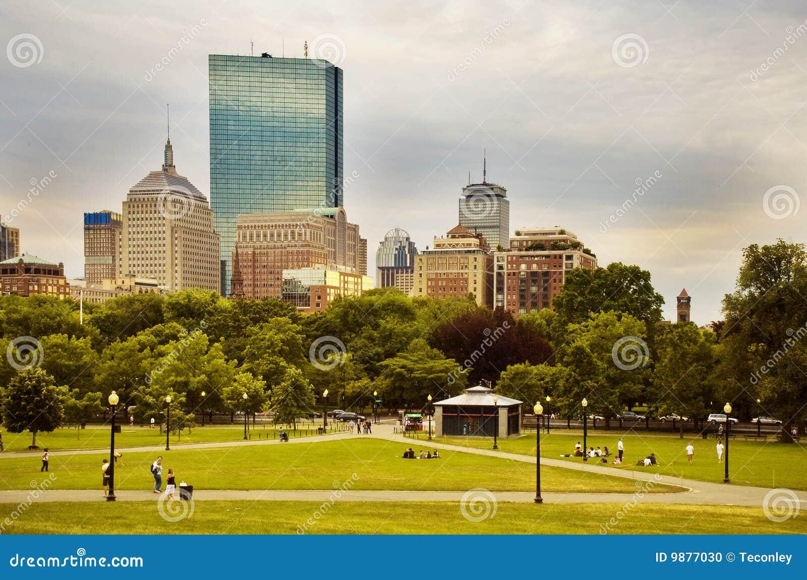 Campo común de Boston