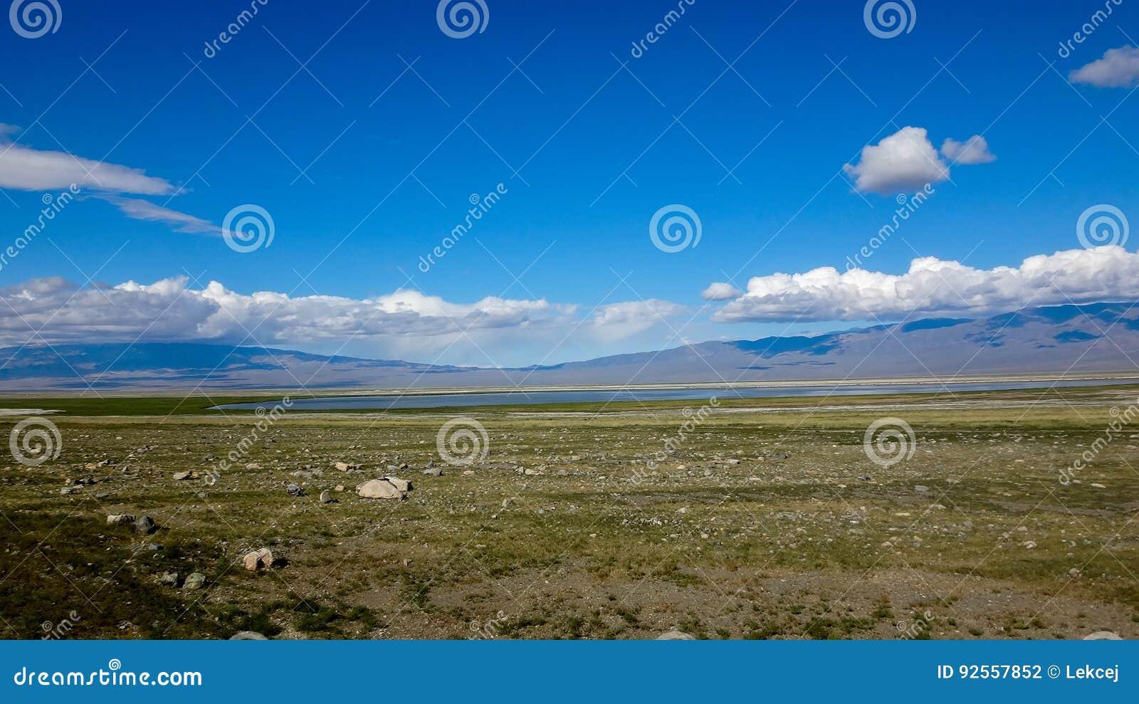 Campo con le rocce
