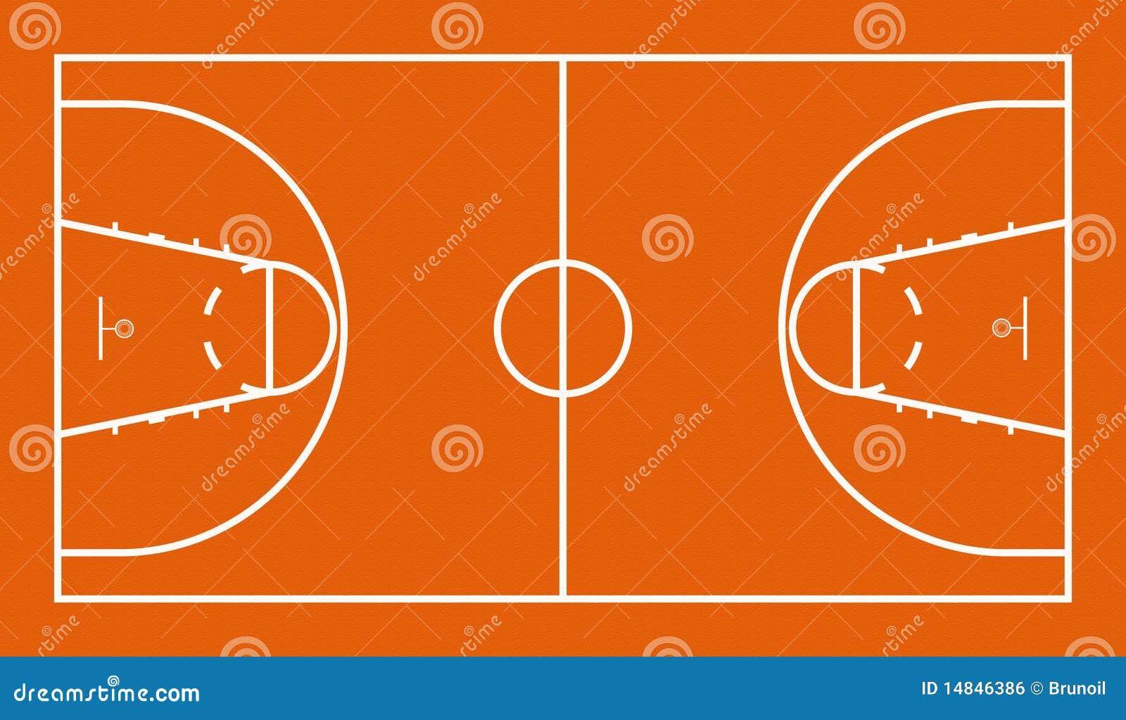 Campo da pallacanestro immagine stock libera da diritti - Immagini stampabili di pallacanestro ...