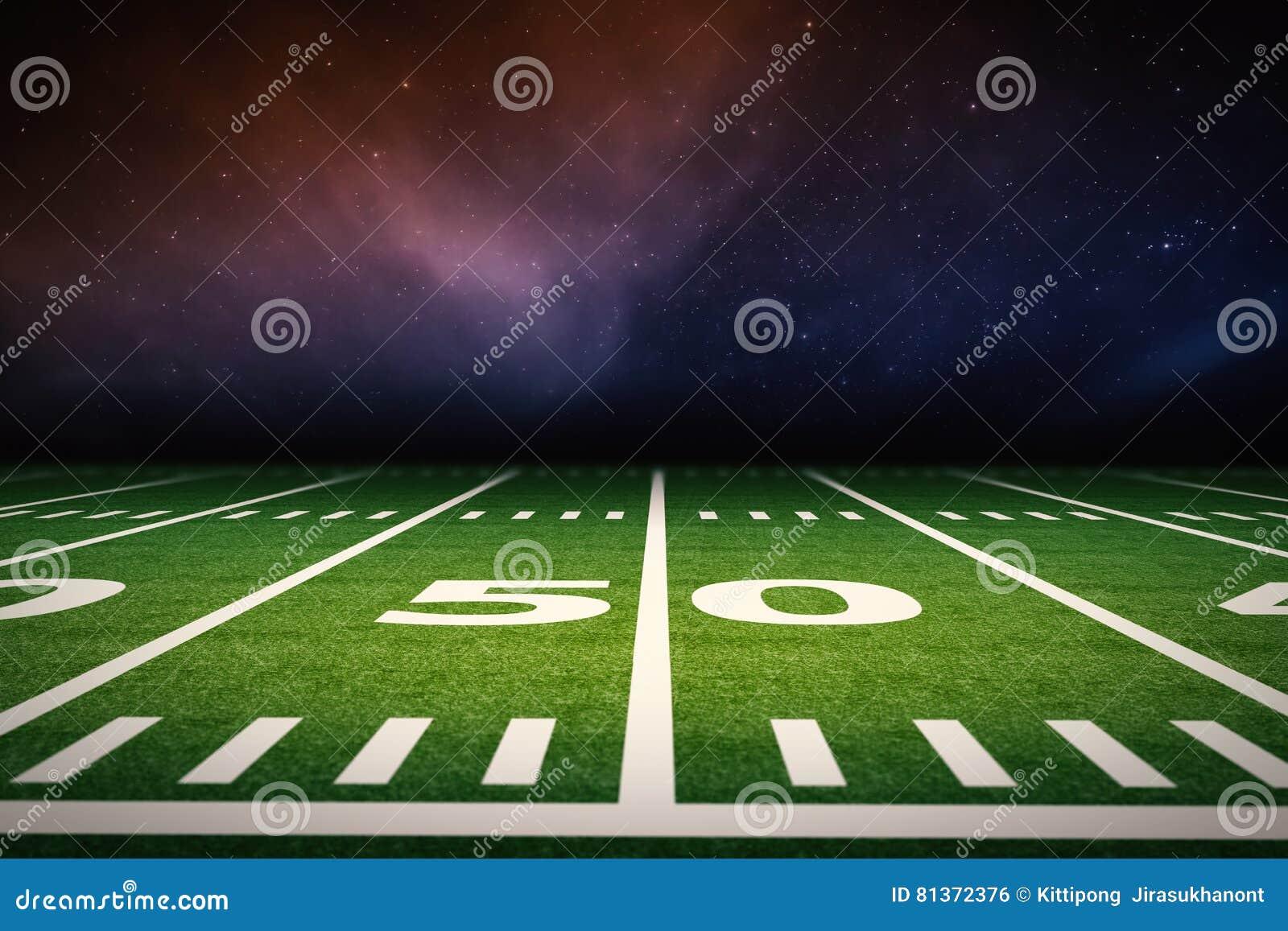Campo de fútbol americano