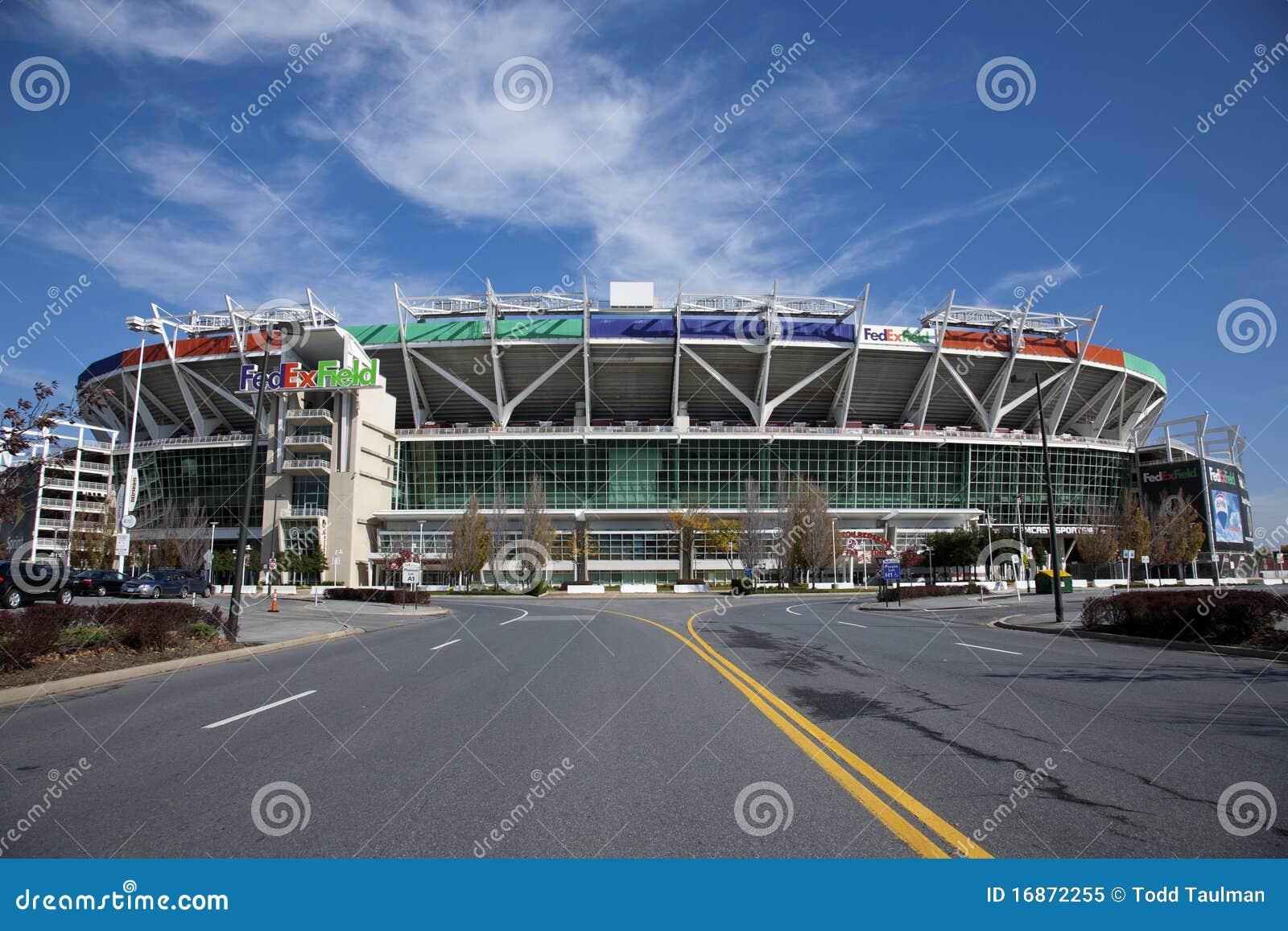 Campo de Federal Express - Redskins de Washington