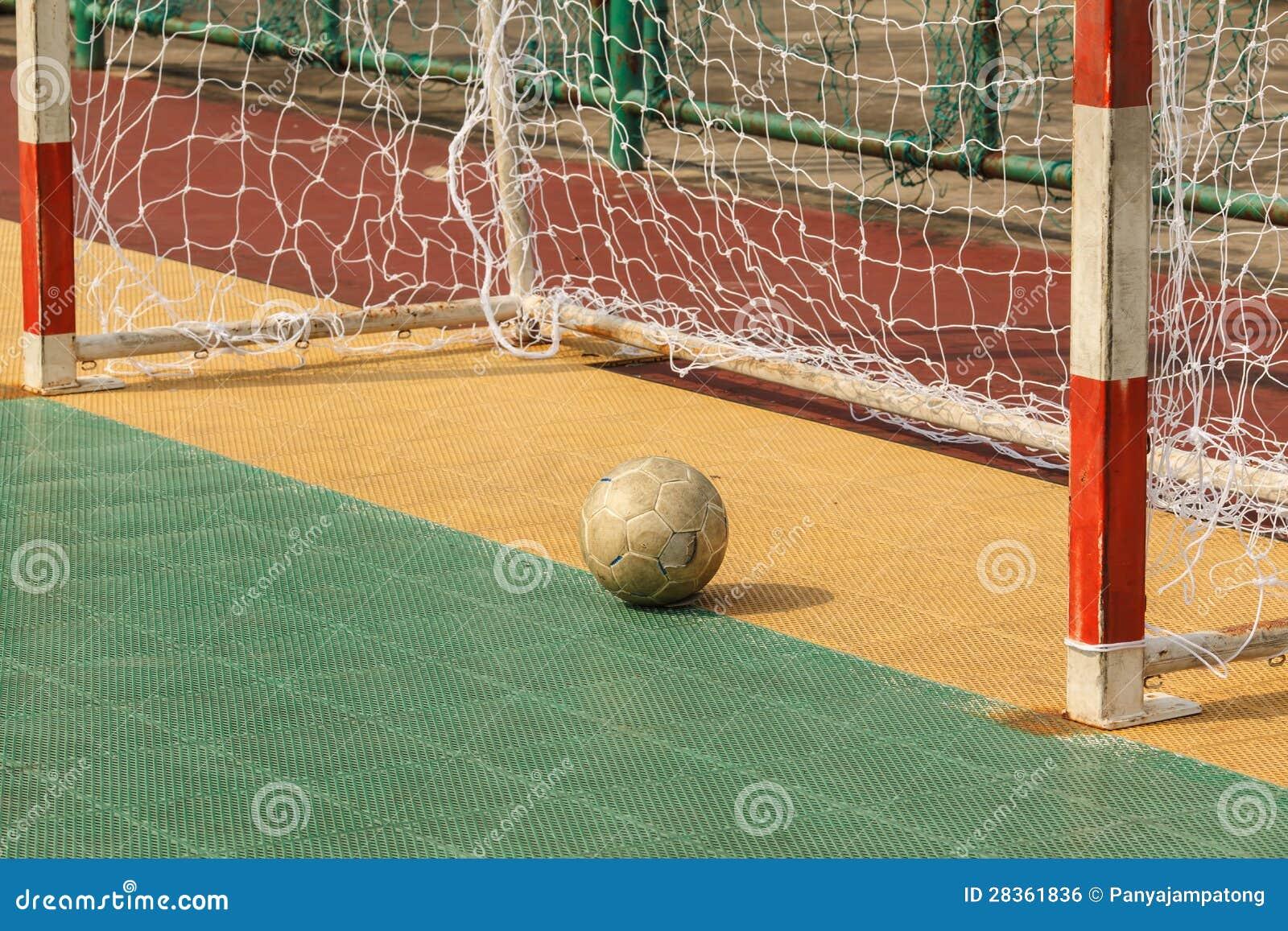 Campo de Futsal foto de stock. Imagem de backdrop 8f58641dee437