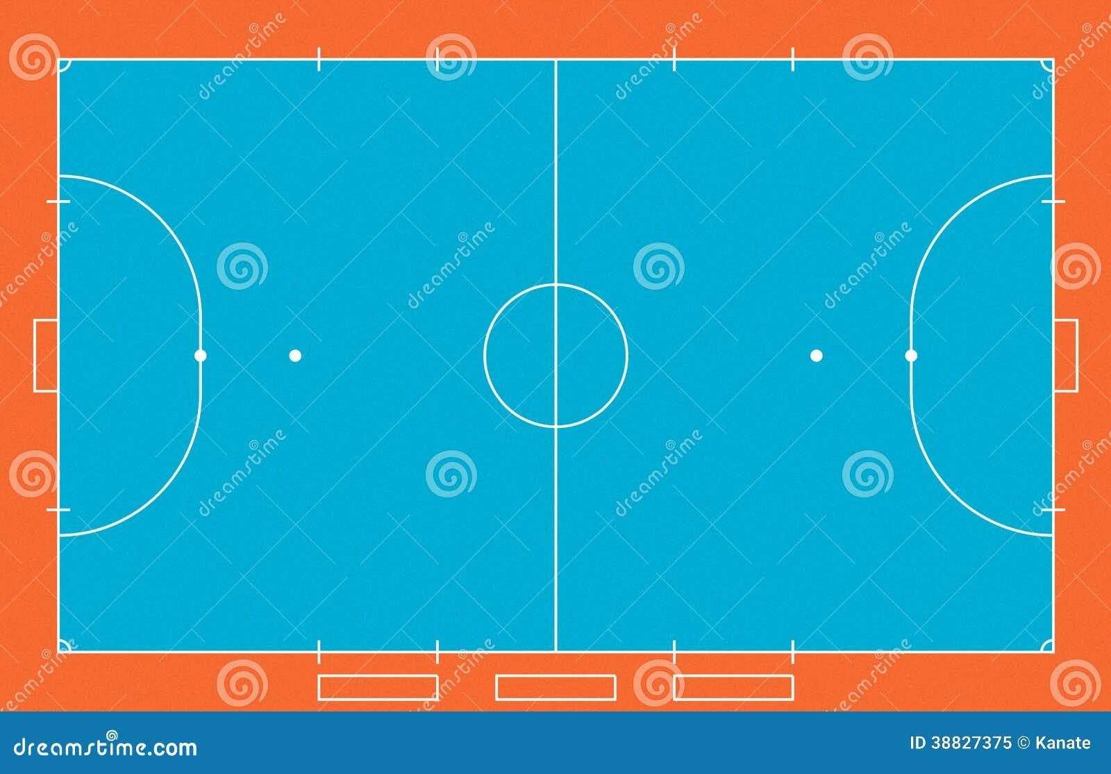 Campo de Futsal imagem de stock. Imagem de competição - 38827375 26949ca7d5f2d