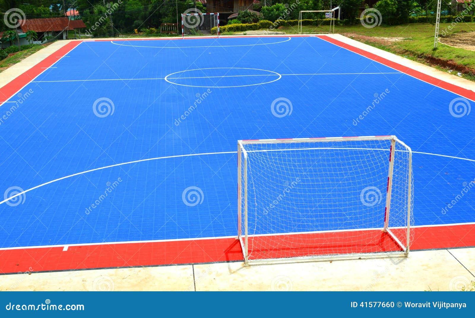 Campo de Futsal foto de stock. Imagem de jogador 0412f98f41dc2